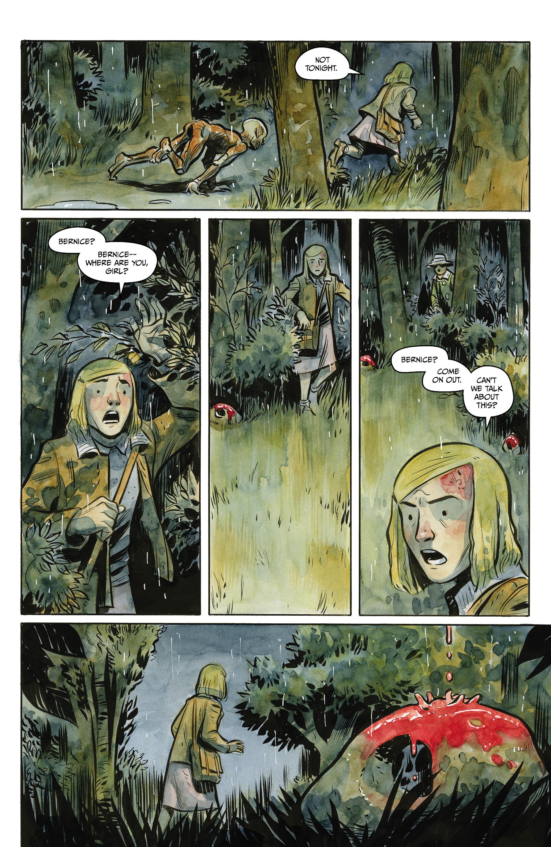 Read online Harrow County comic -  Issue #24 - 12