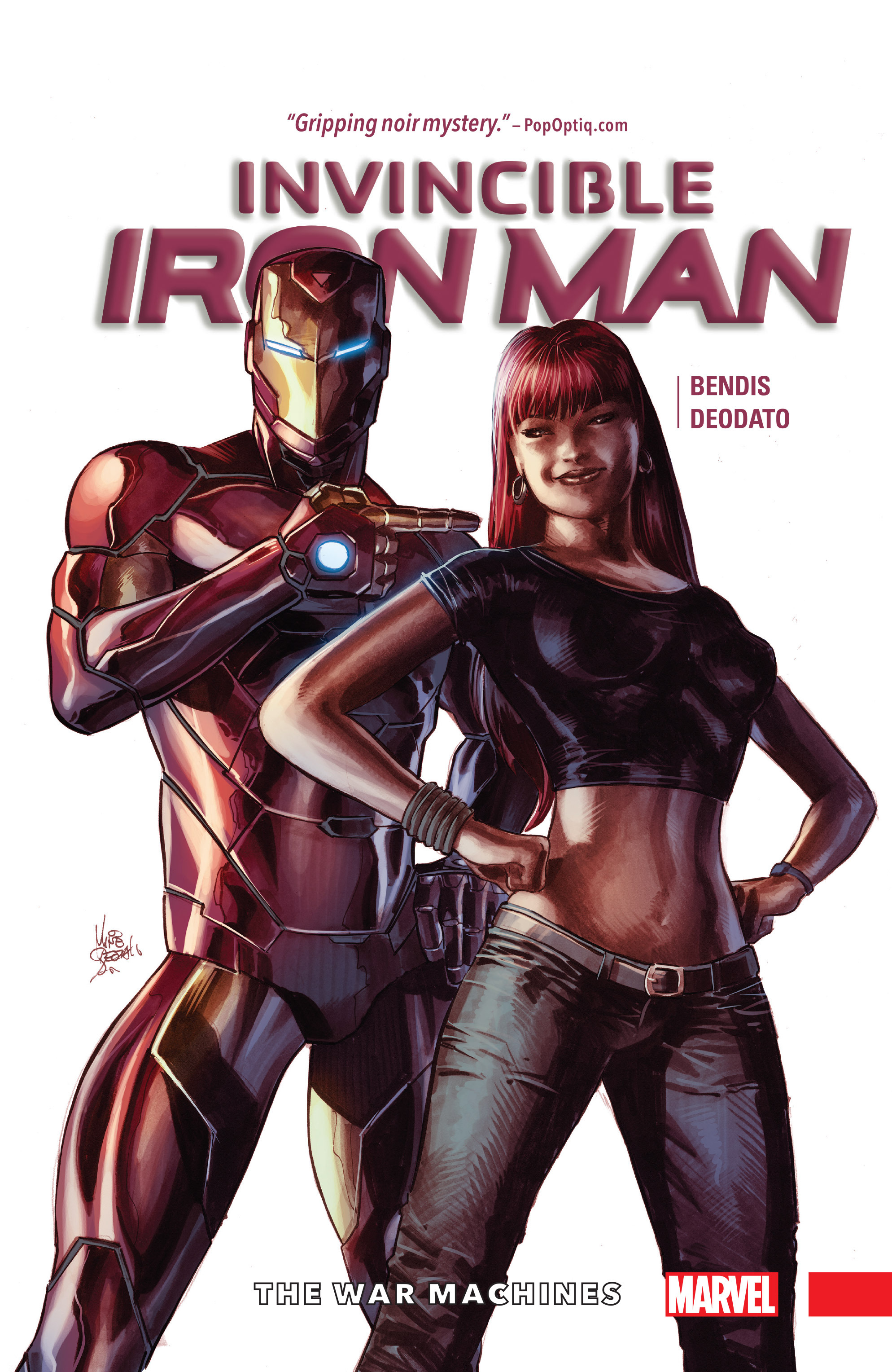 Read online True Believers: Invincible Iron Man-The War Machines comic -  Issue # Full - 1