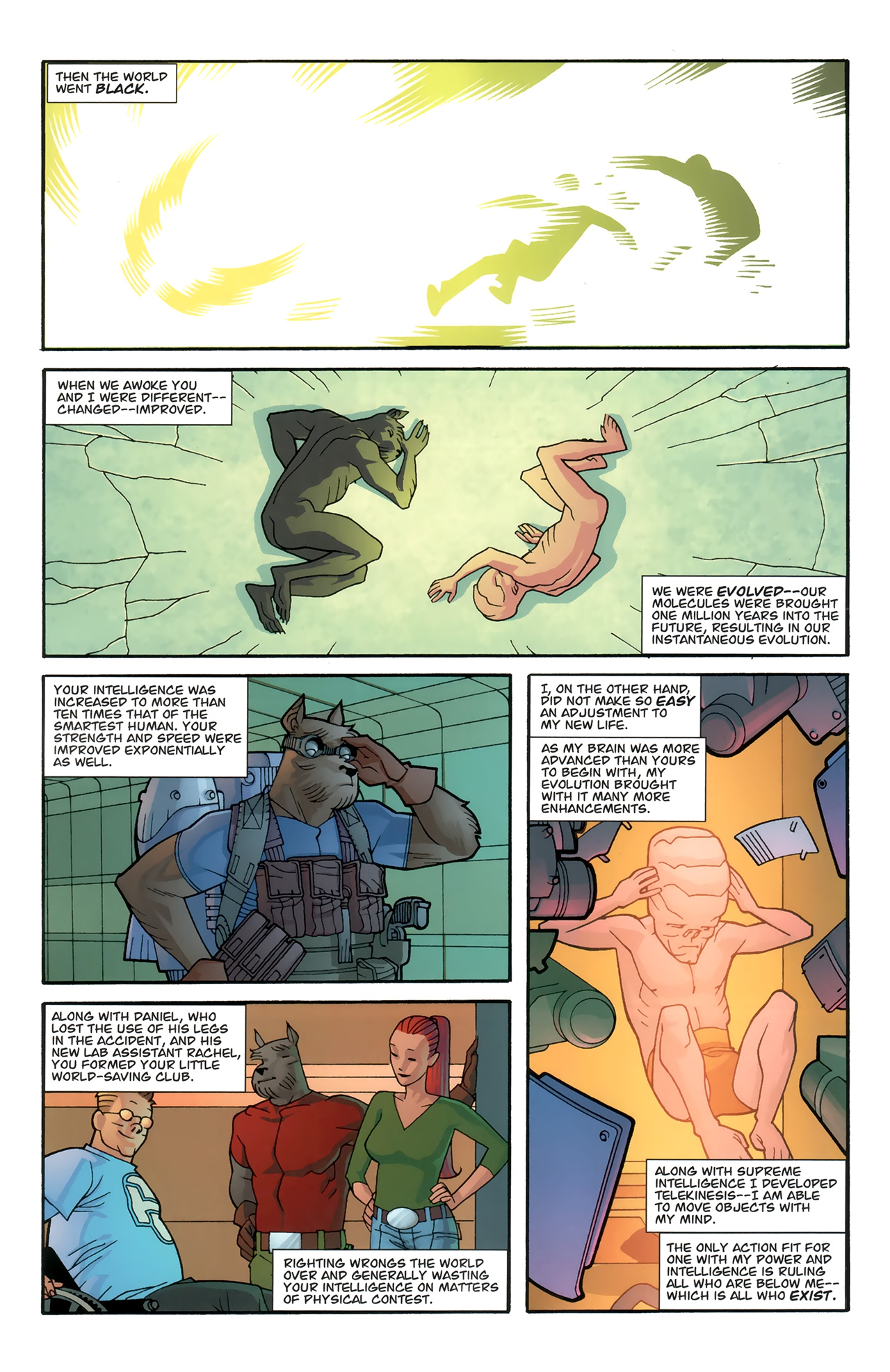 Read online Science Dog Special comic -  Issue #1 - 11