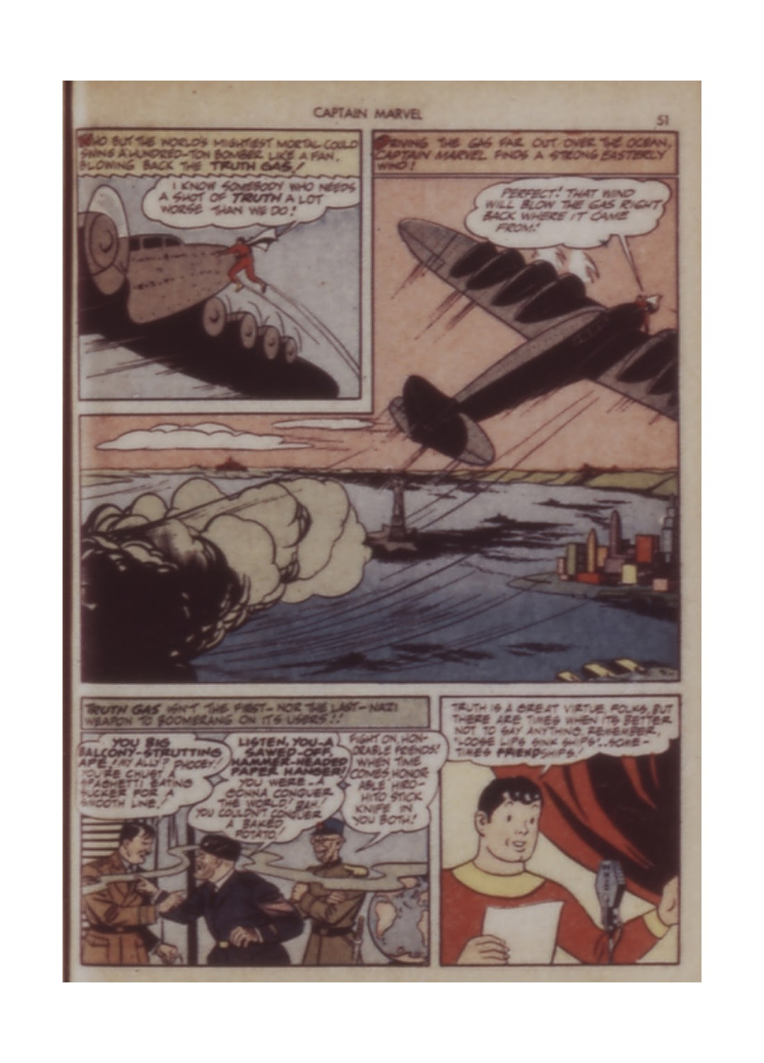 Captain Marvel Adventures issue 12 - Page 51
