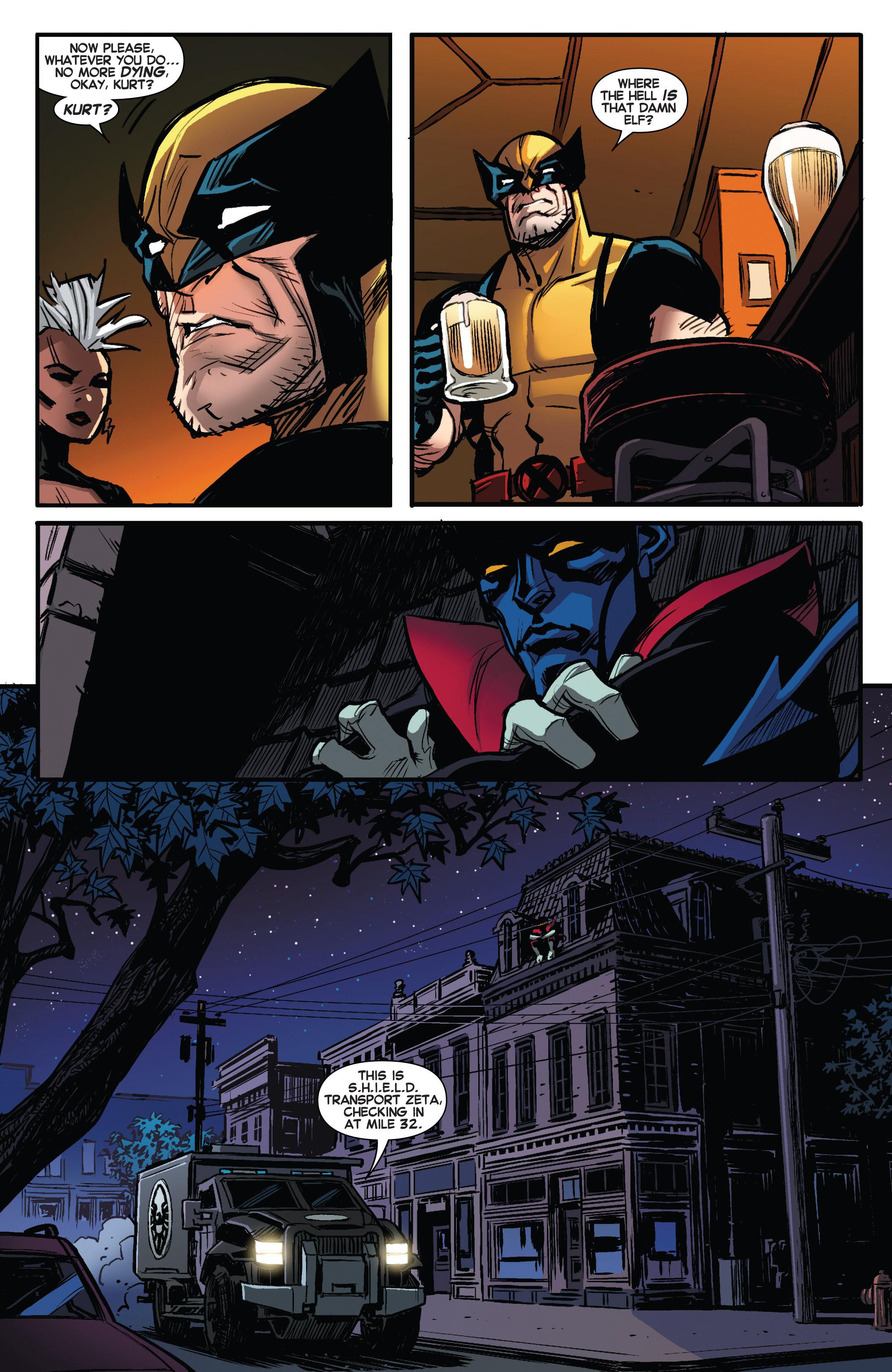 Read online Amazing X-Men (2014) comic -  Issue #6 - 5