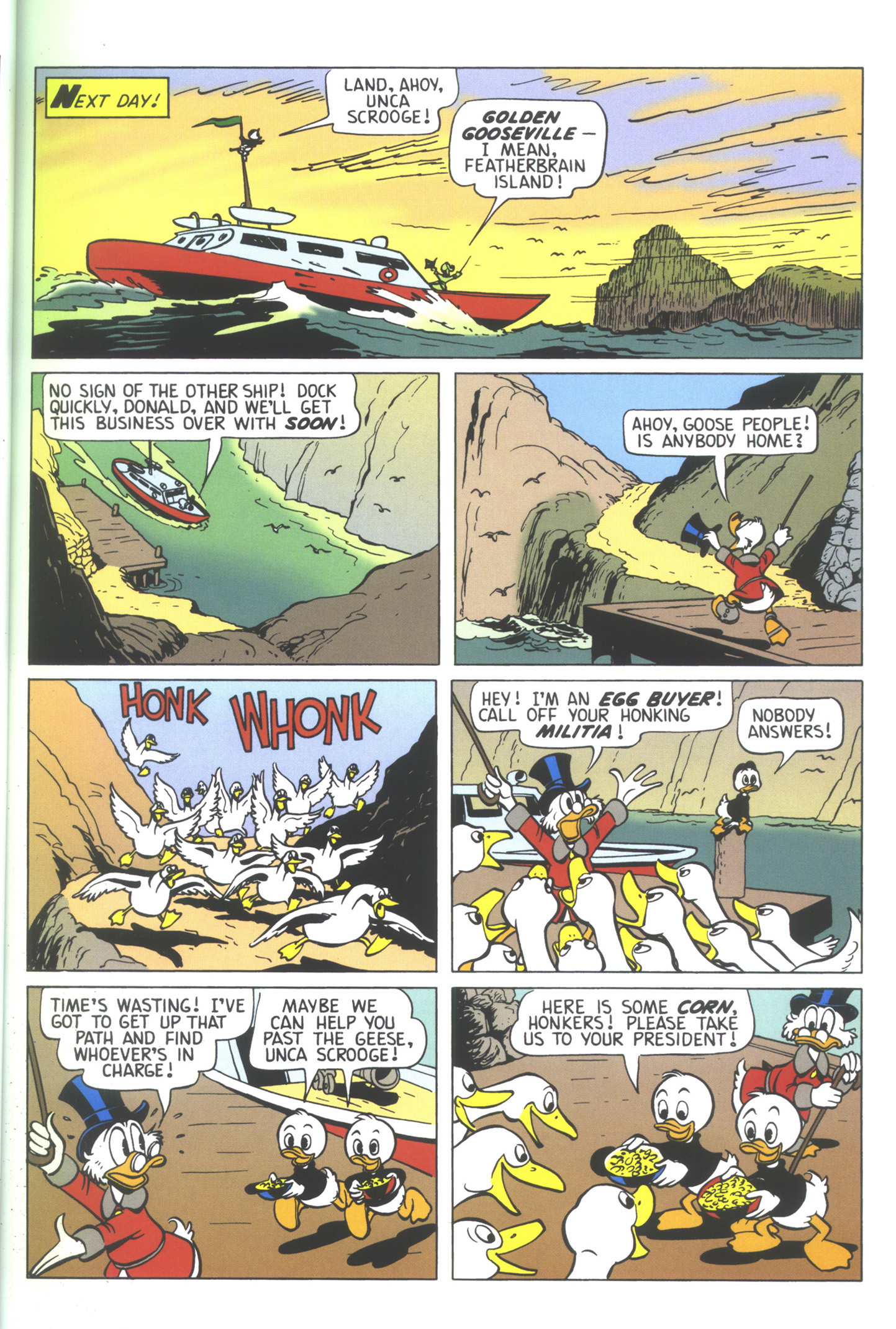 Read online Uncle Scrooge (1953) comic -  Issue #352 - 15