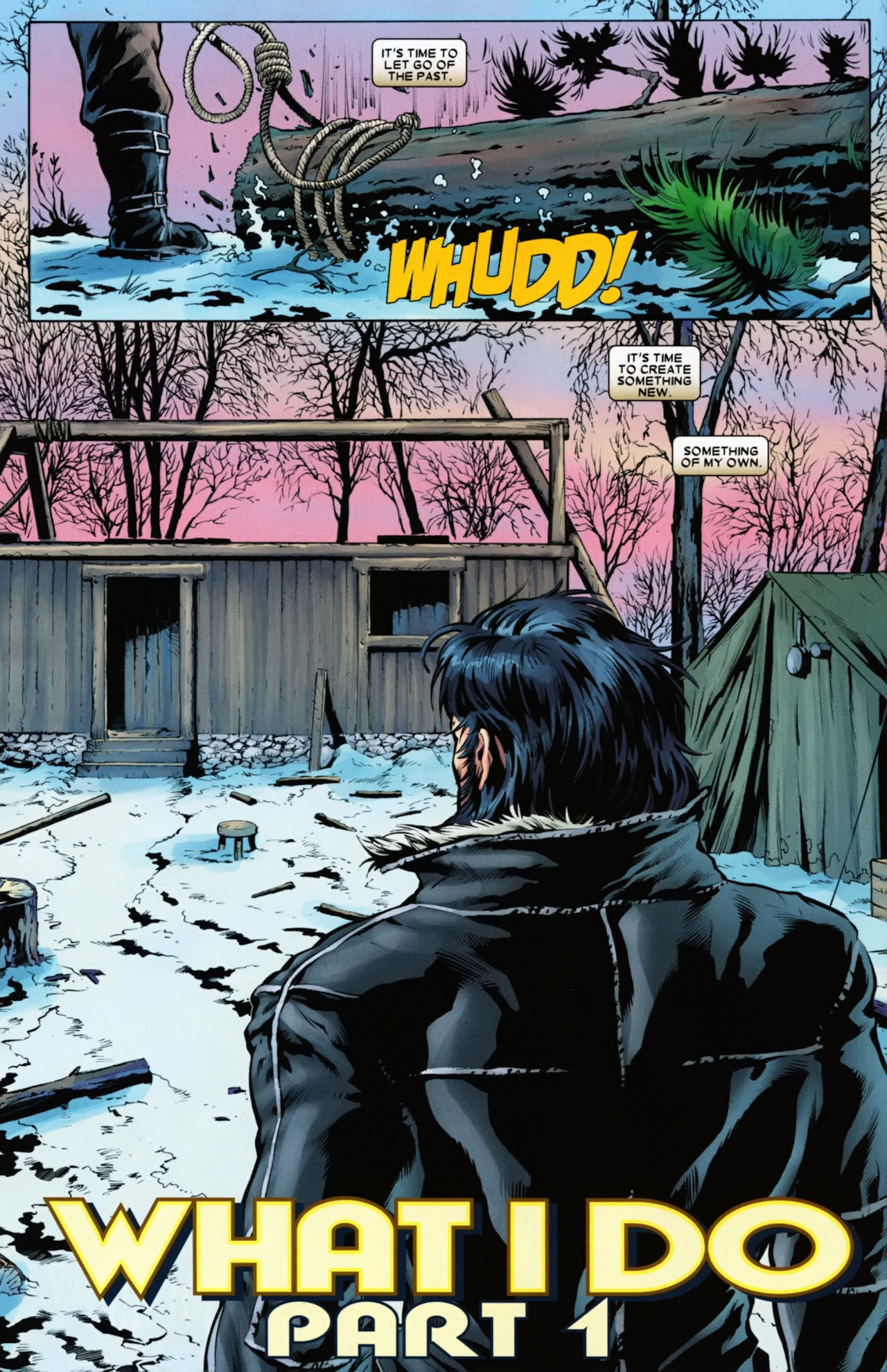 Read online Wolverine: Origins comic -  Issue #49 - 7