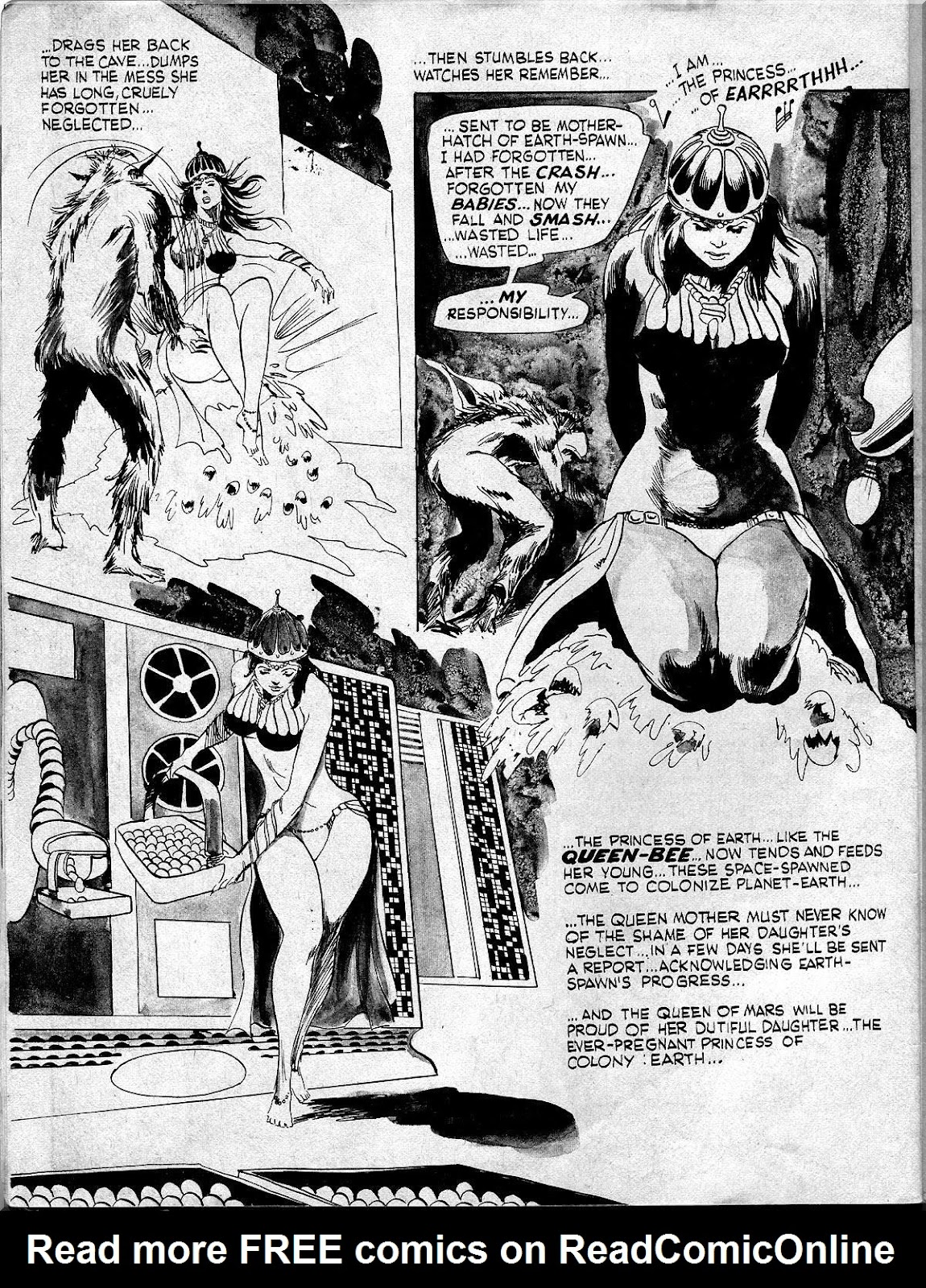 Nightmare (1970) issue 10 - Page 10