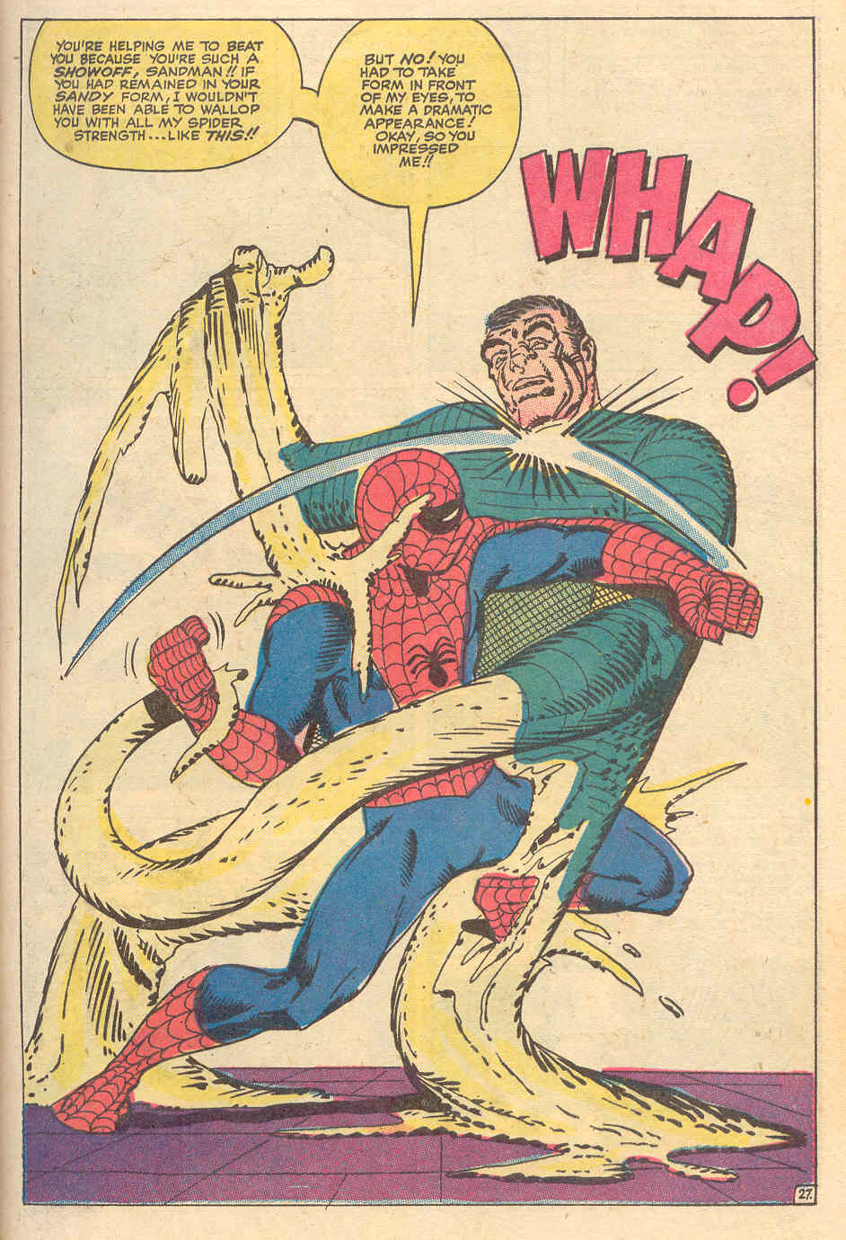 The Amazing Spider-Man (1963) _Annual_6 Page 27