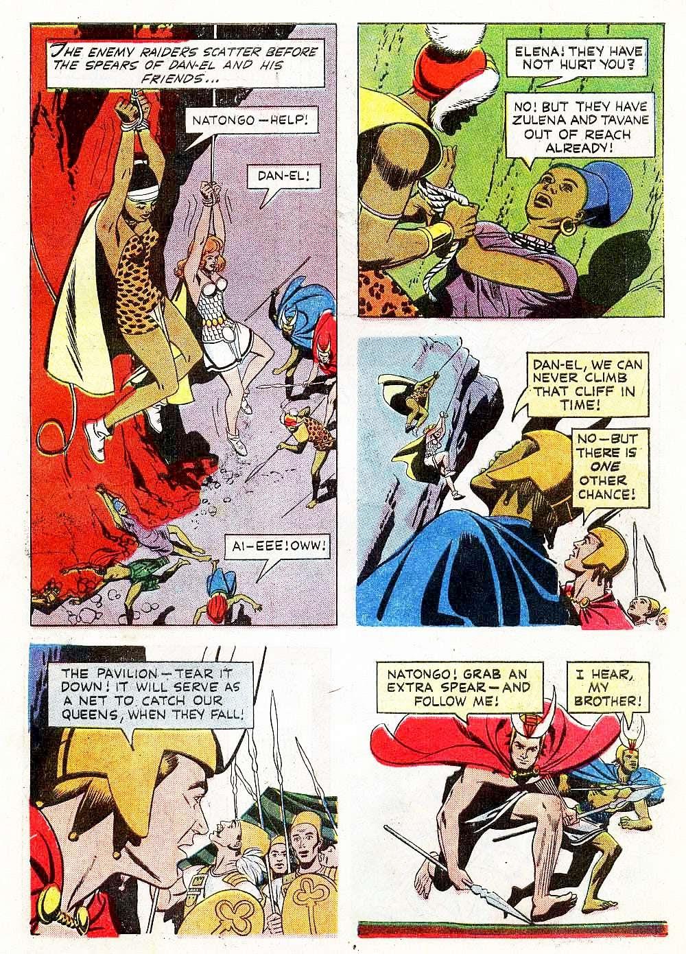 Tarzan (1962) issue 136 - Page 31