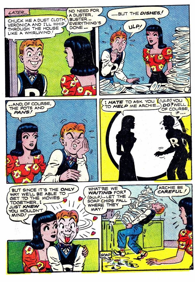 Archie Comics issue 028 - Page 33