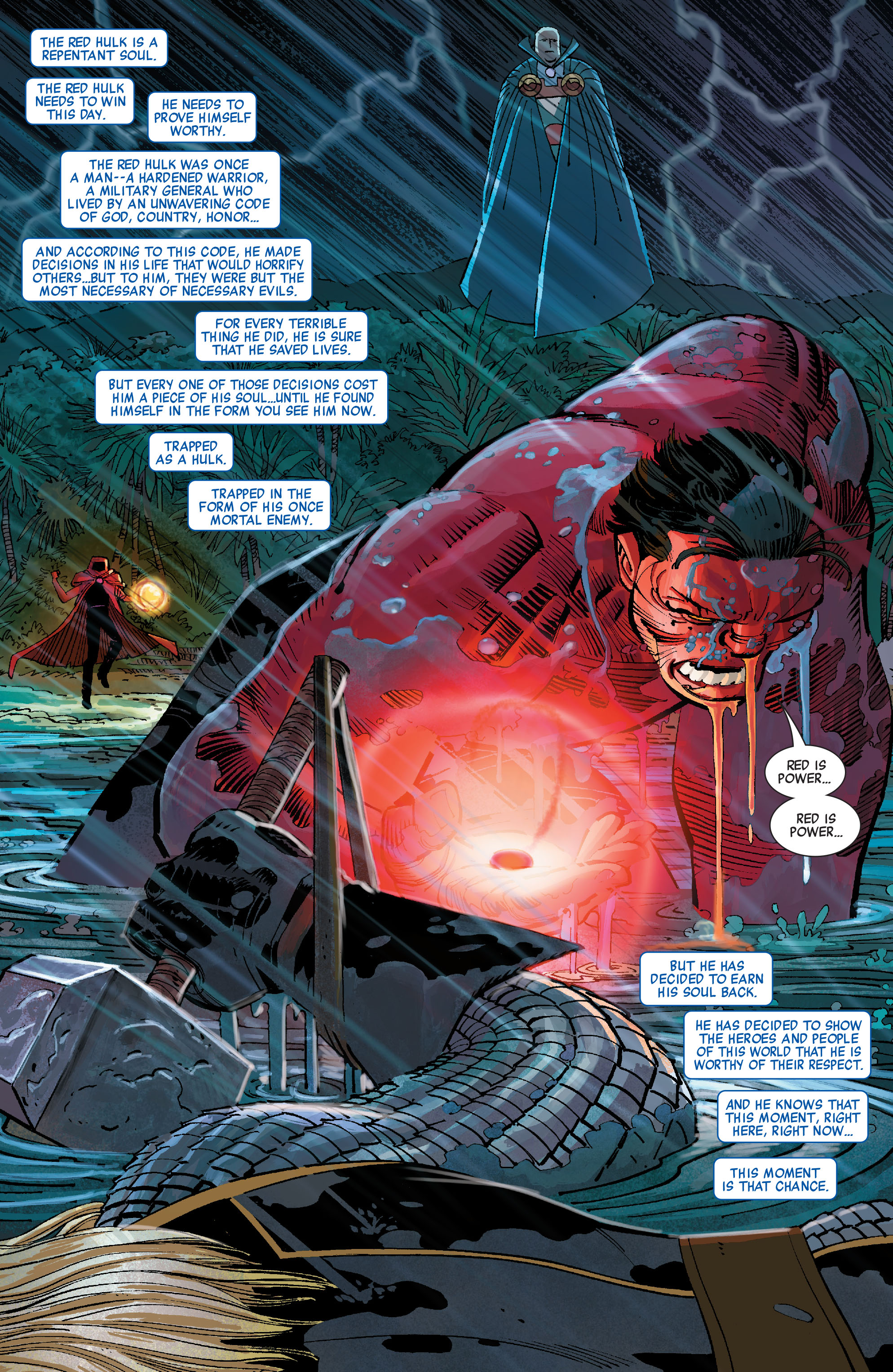 Read online Avengers (2010) comic -  Issue #11 - 10
