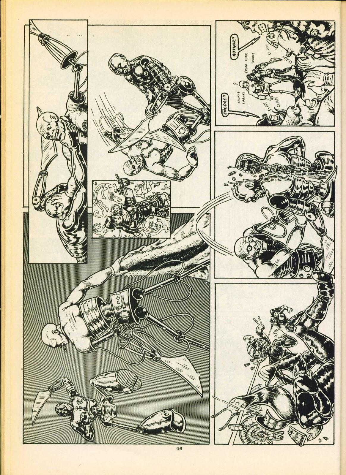 Warrior Issue #16 #17 - English 46