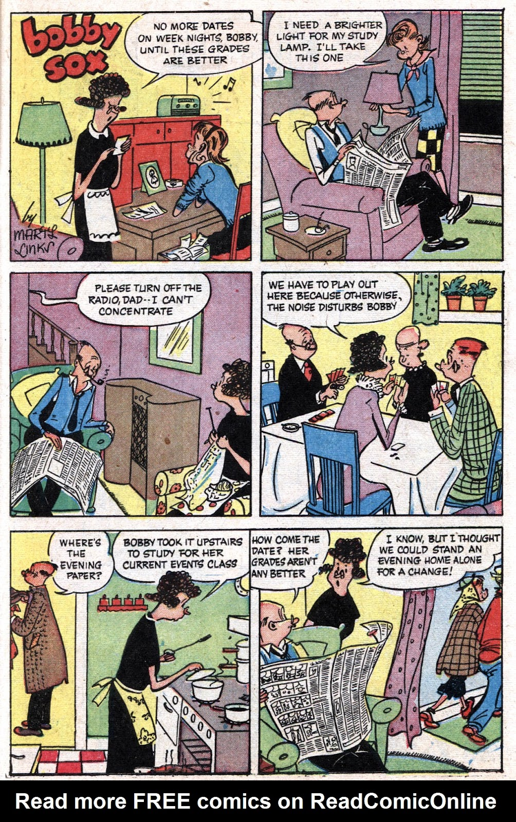 Read online Famous Funnies comic -  Issue #176 - 31