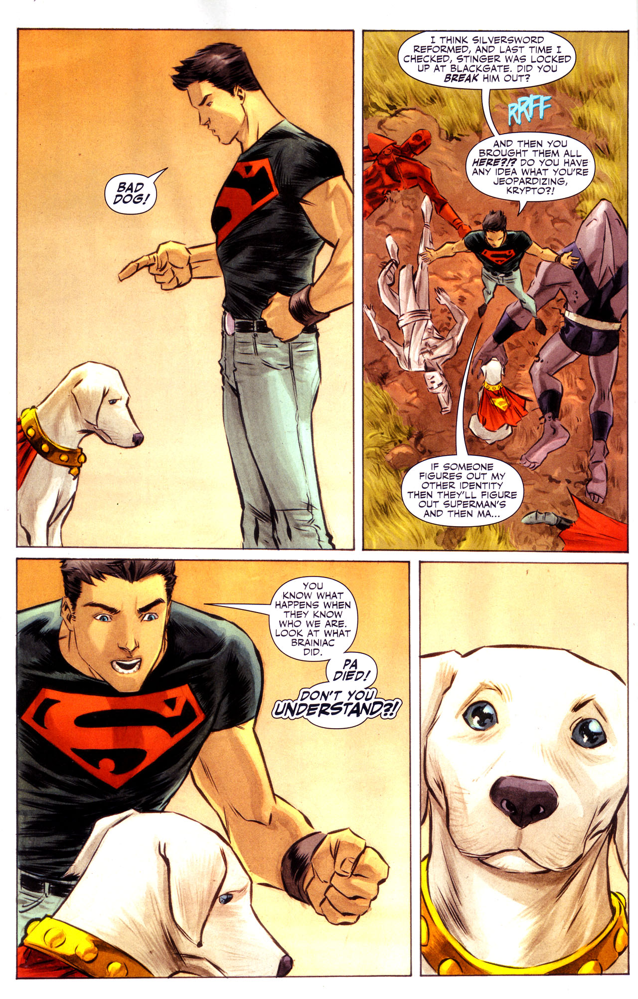 Read online Adventure Comics (2009) comic -  Issue #3 - 8