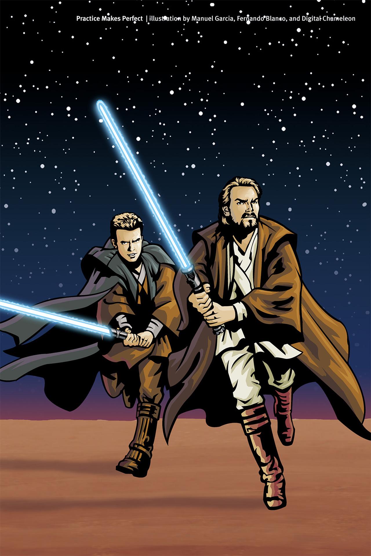 Read online Star Wars Omnibus comic -  Issue # Vol. 10 - 448