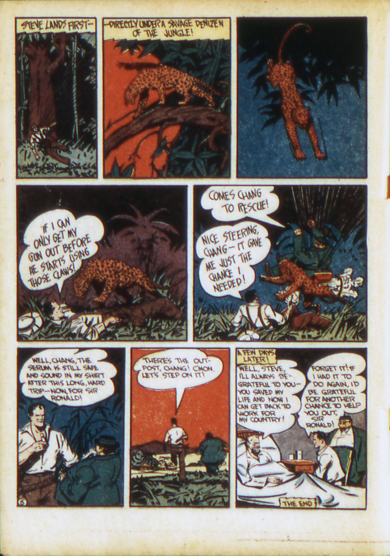 Read online Adventure Comics (1938) comic -  Issue #71 - 39
