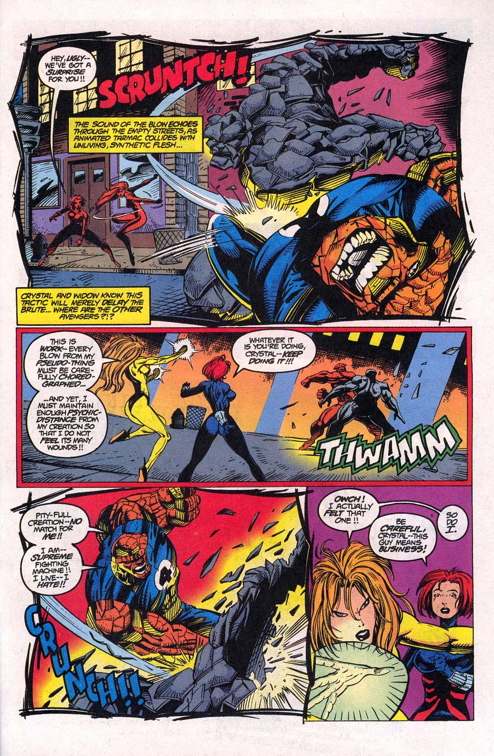 Avengers Unplugged issue 3 - Page 18