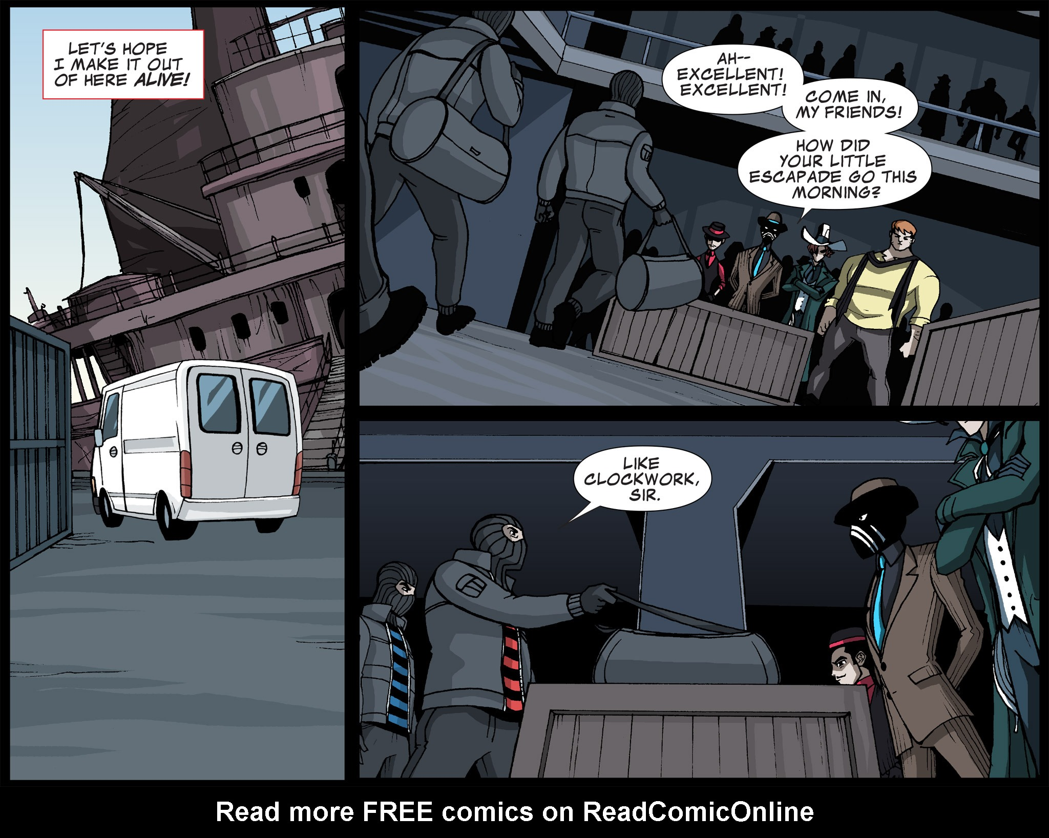 Read online Ultimate Spider-Man (Infinite Comics) (2015) comic -  Issue #17 - 35