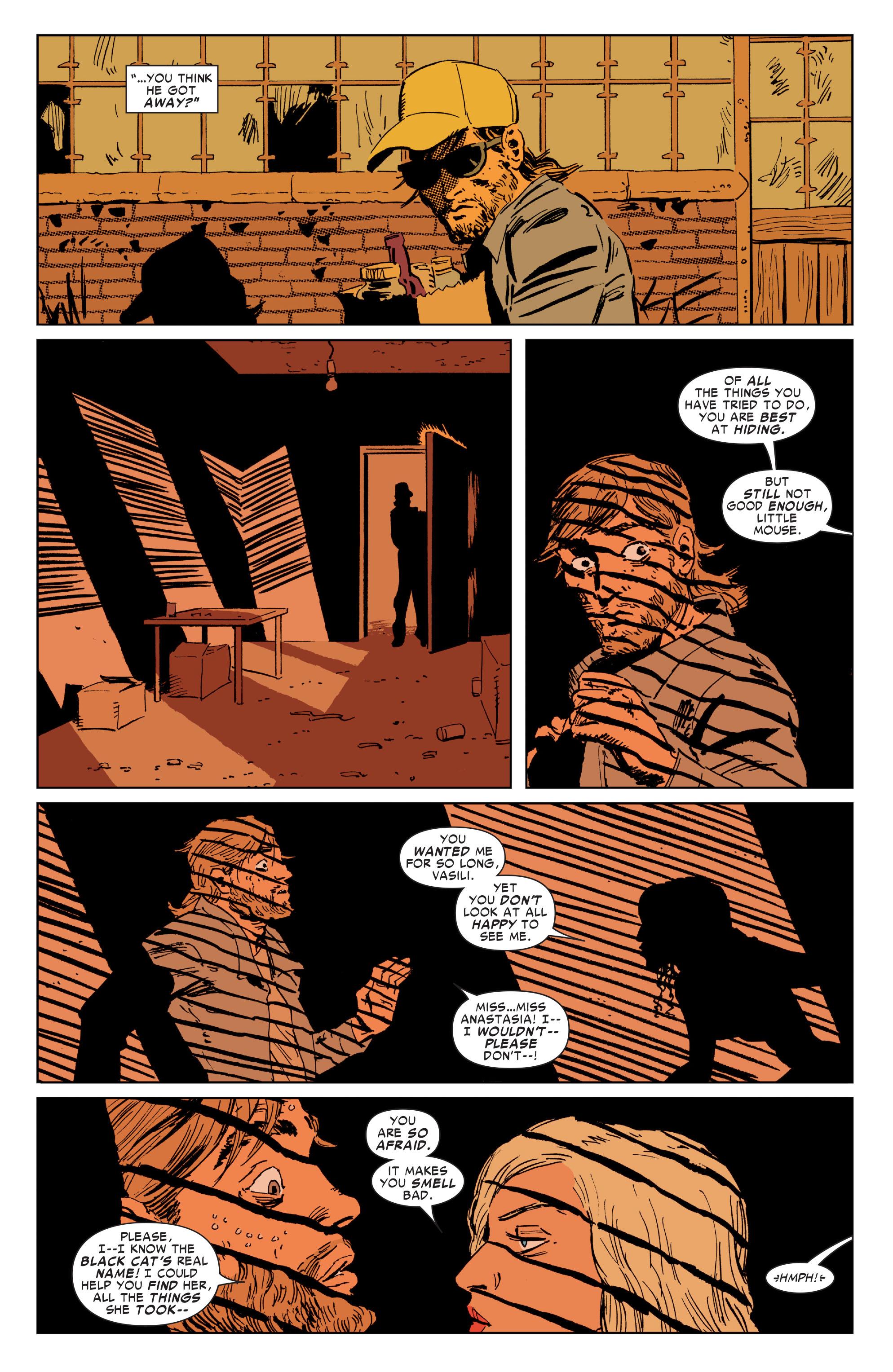Read online Amazing Spider-Man Presents: Black Cat comic -  Issue #4 - 21