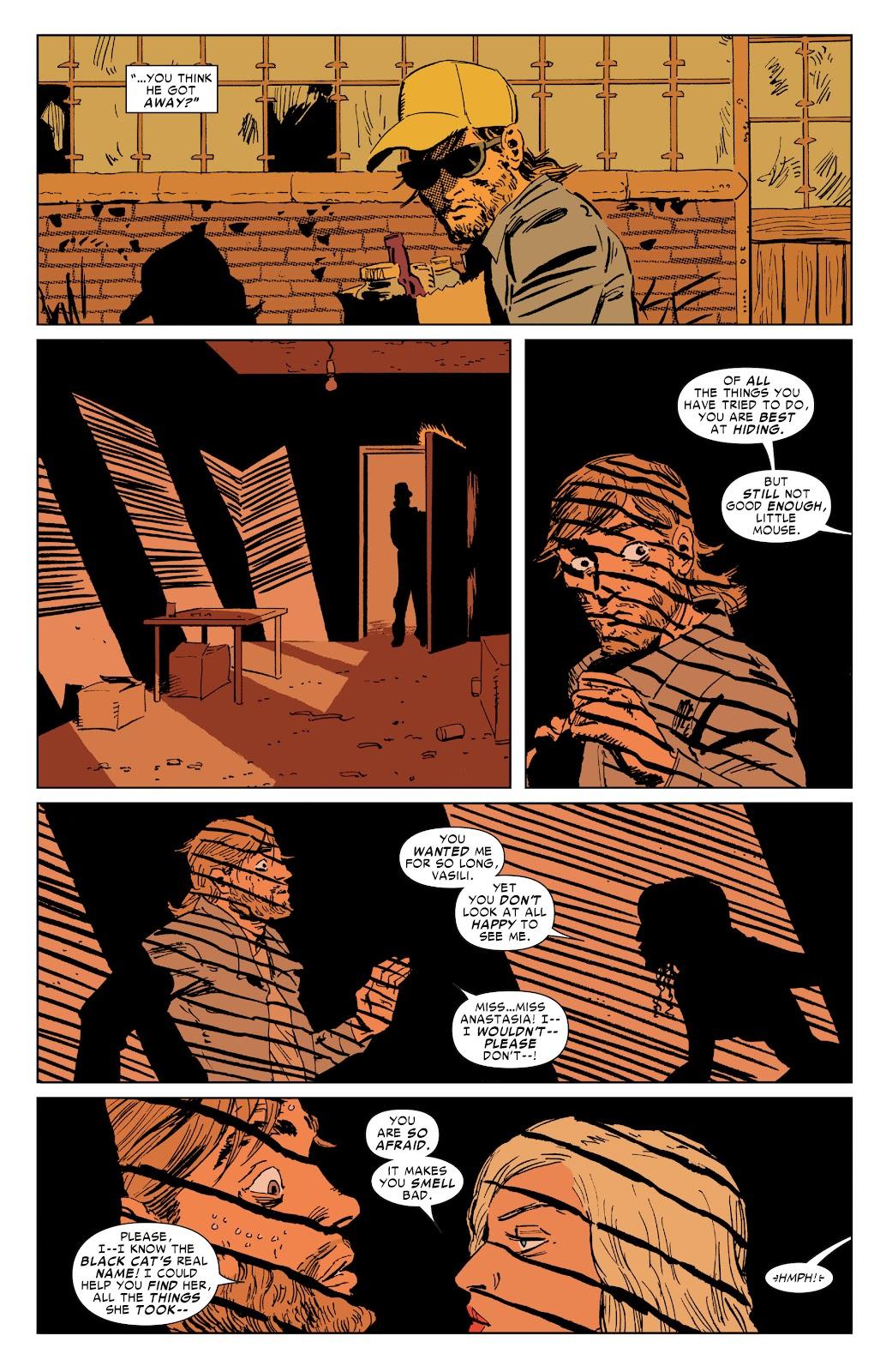 Amazing Spider-Man Presents: Black Cat Issue #4 #4 - English 21