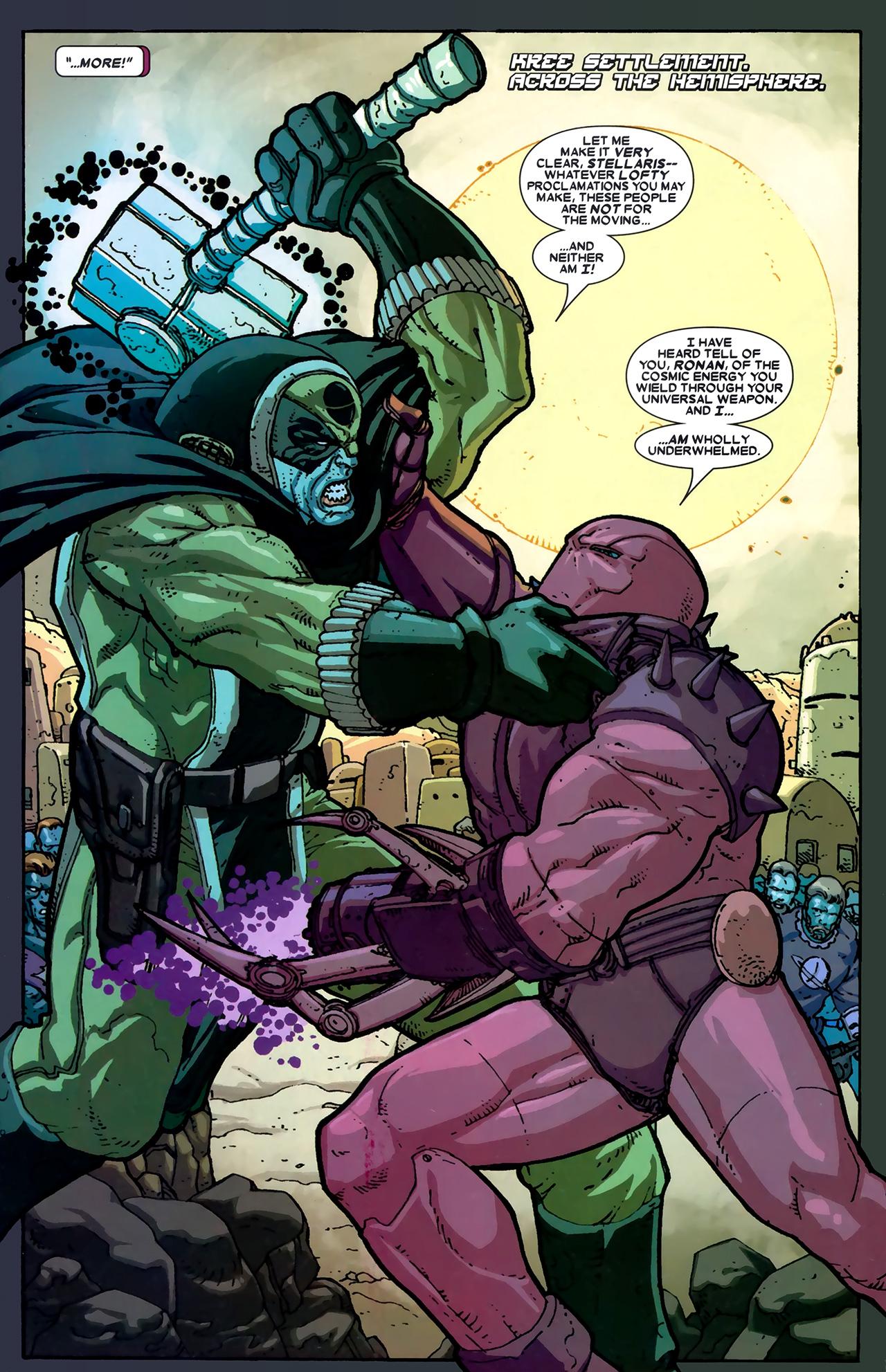 Read online Annihilation: Ronan comic -  Issue #2 - 6