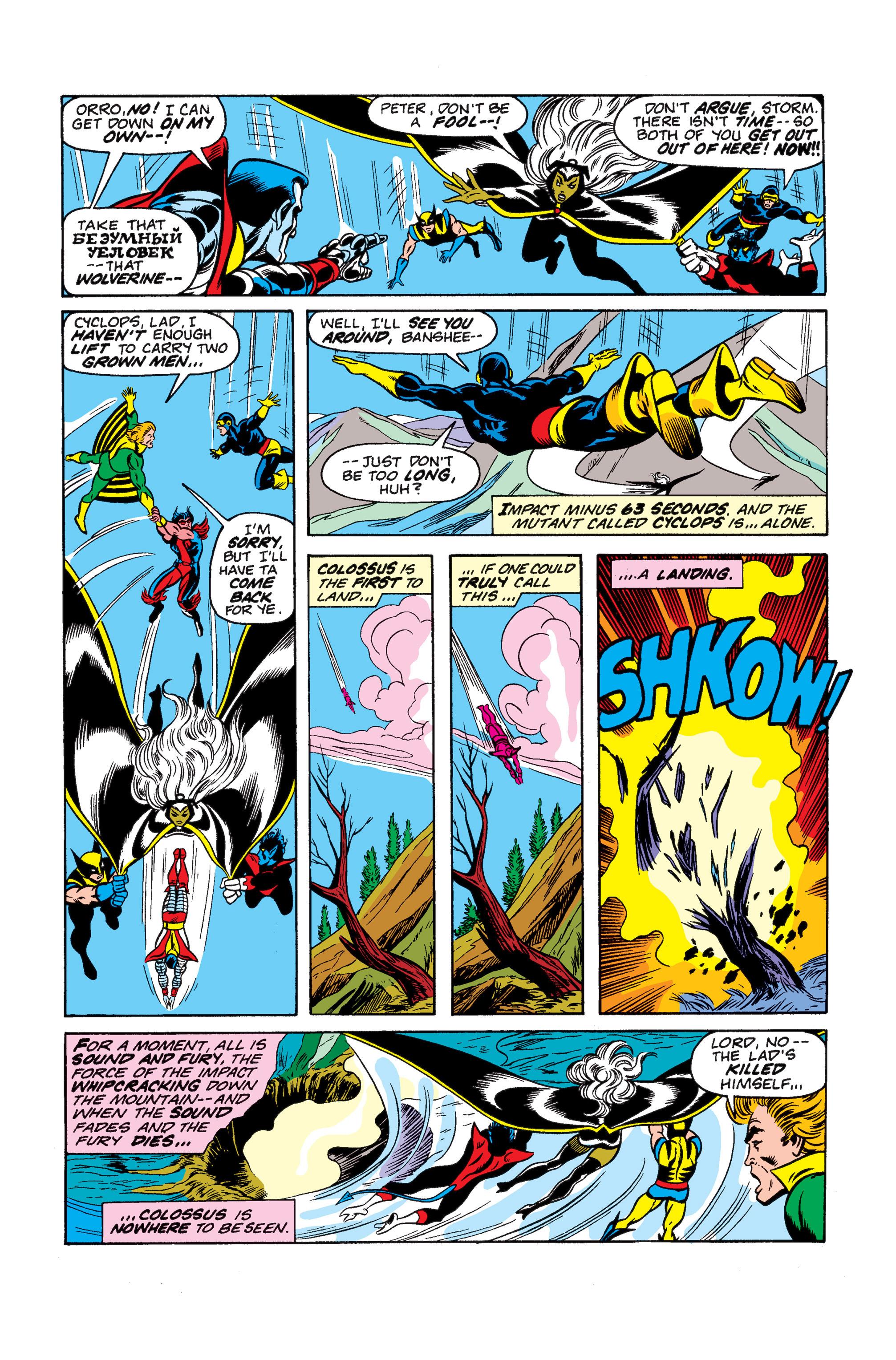 Uncanny X-Men (1963) 95 Page 3