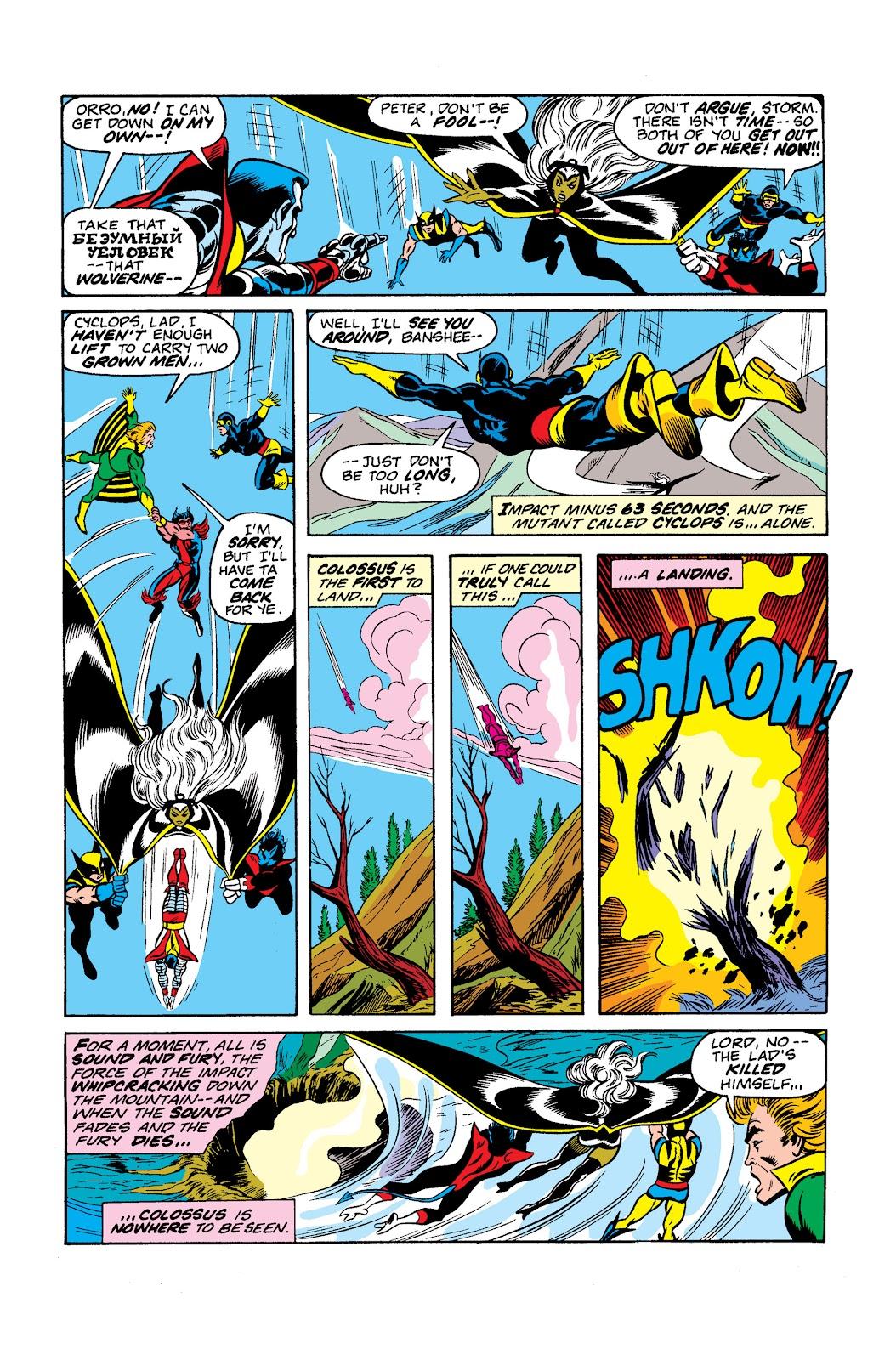 Uncanny X-Men (1963) issue 95 - Page 4
