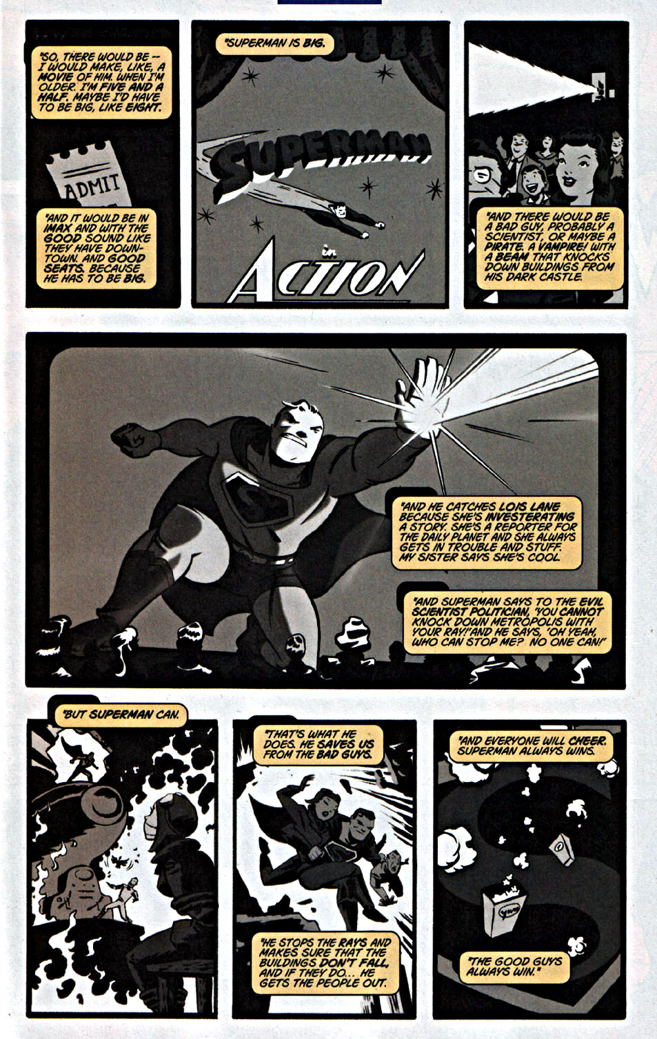 Read online Action Comics (1938) comic -  Issue #800 - 13