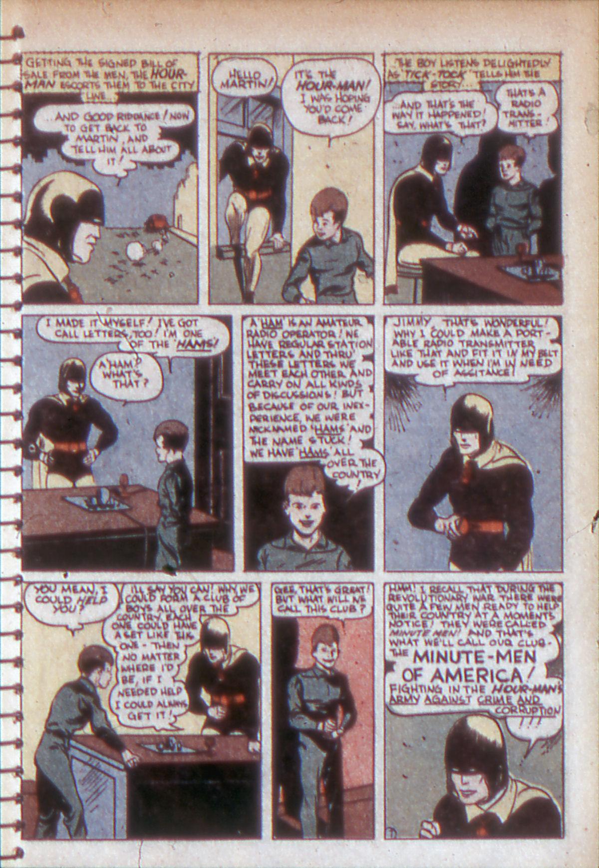 Read online Adventure Comics (1938) comic -  Issue #53 - 10