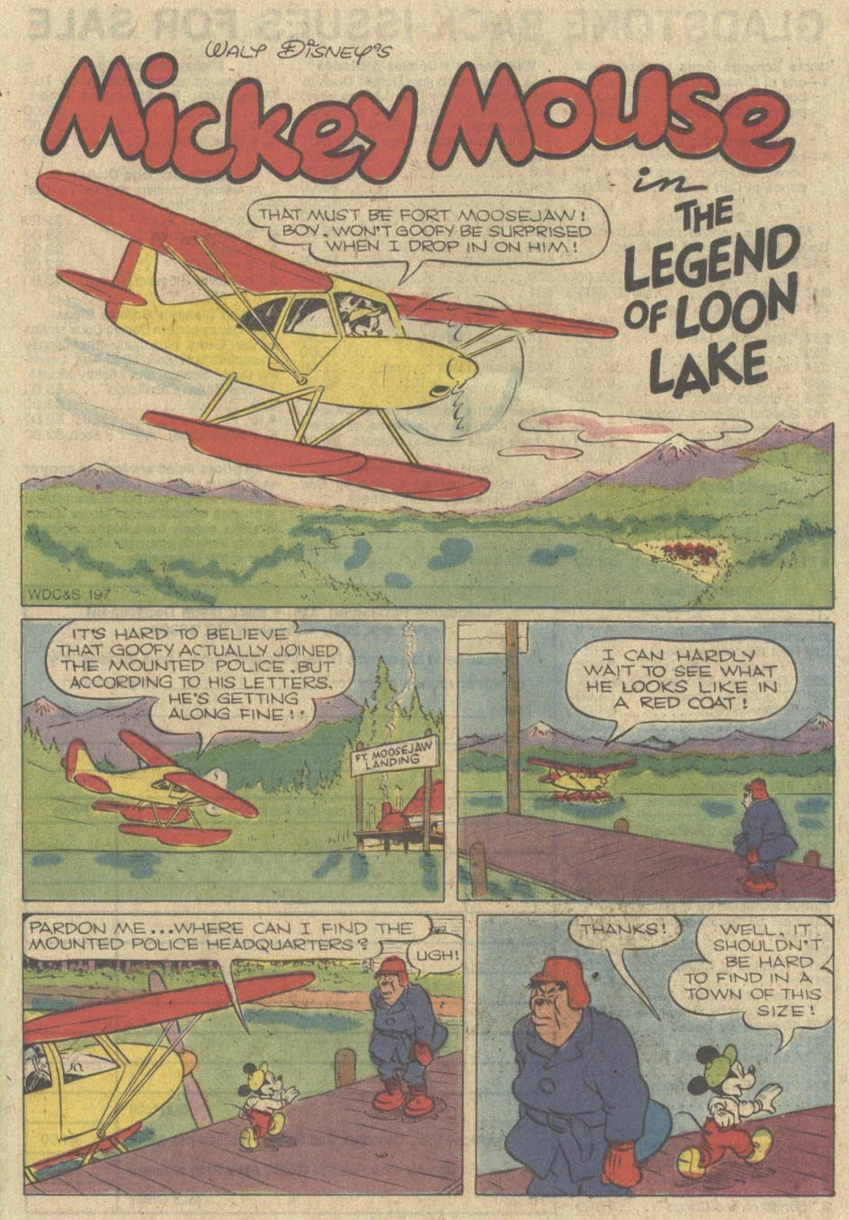 Walt Disney's Comics and Stories issue 529 - Page 25