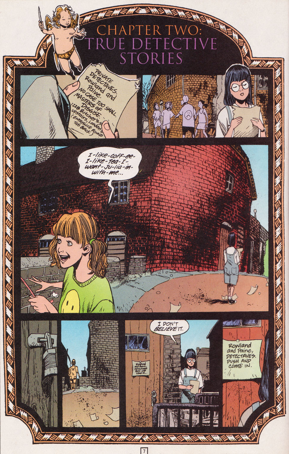 Read online The Children's Crusade comic -  Issue #1 - 6