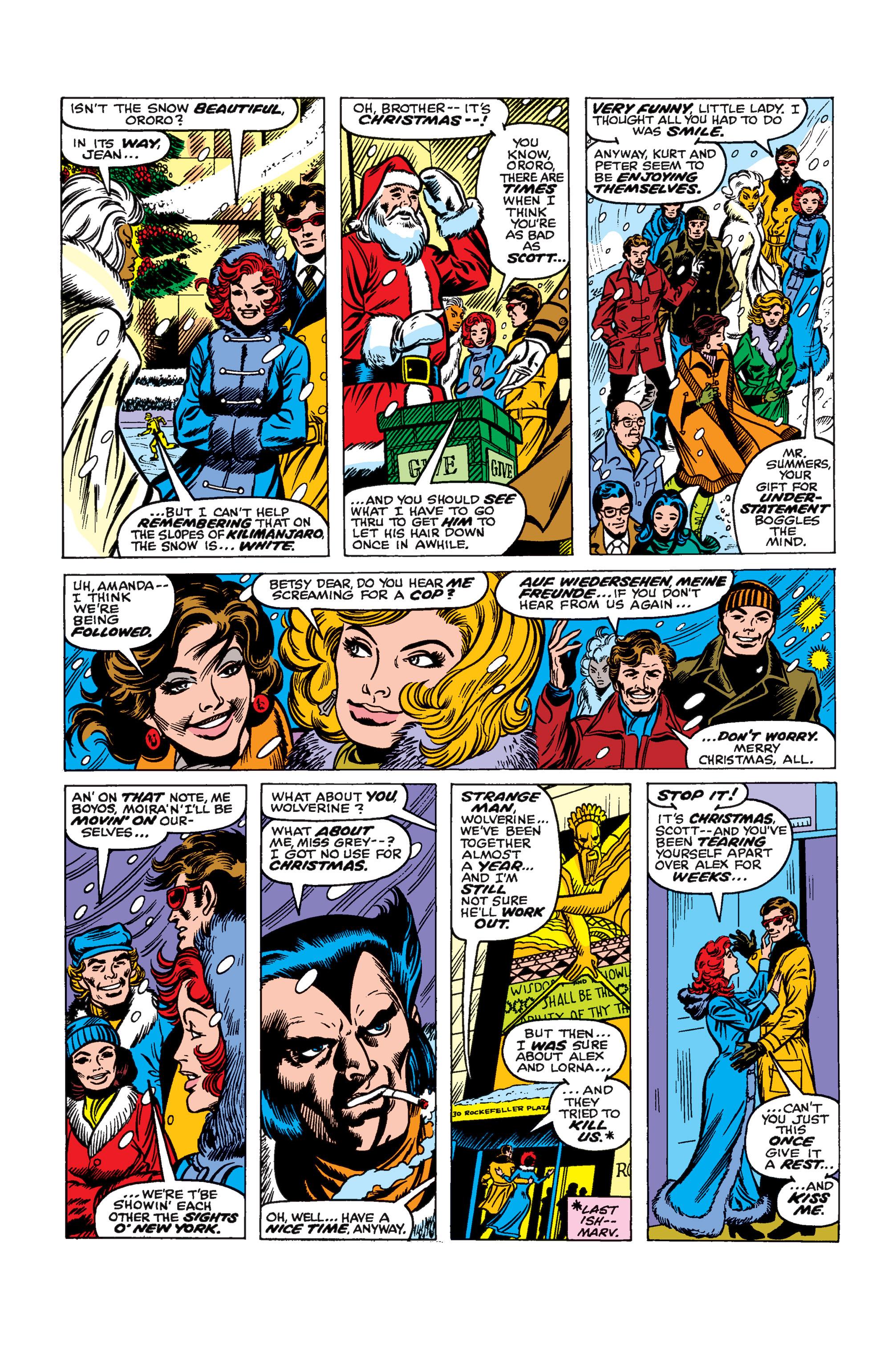 Uncanny X-Men (1963) 98 Page 2