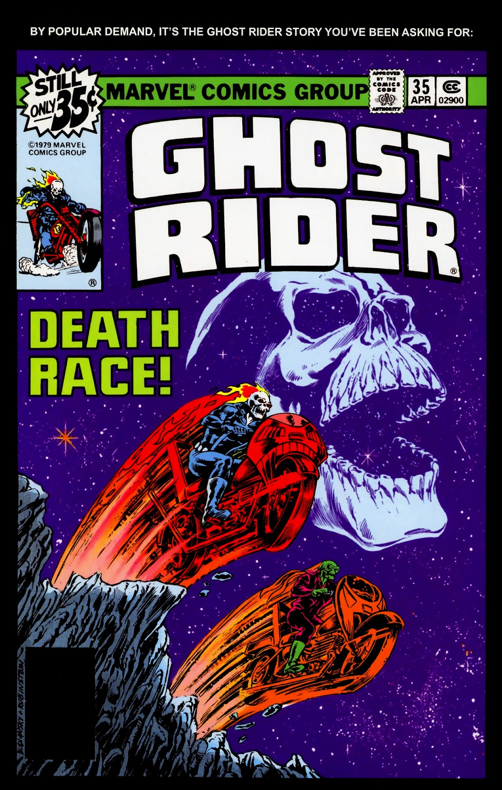Read online Ghost Rider (2006) comic -  Issue # Annual 2 - 26