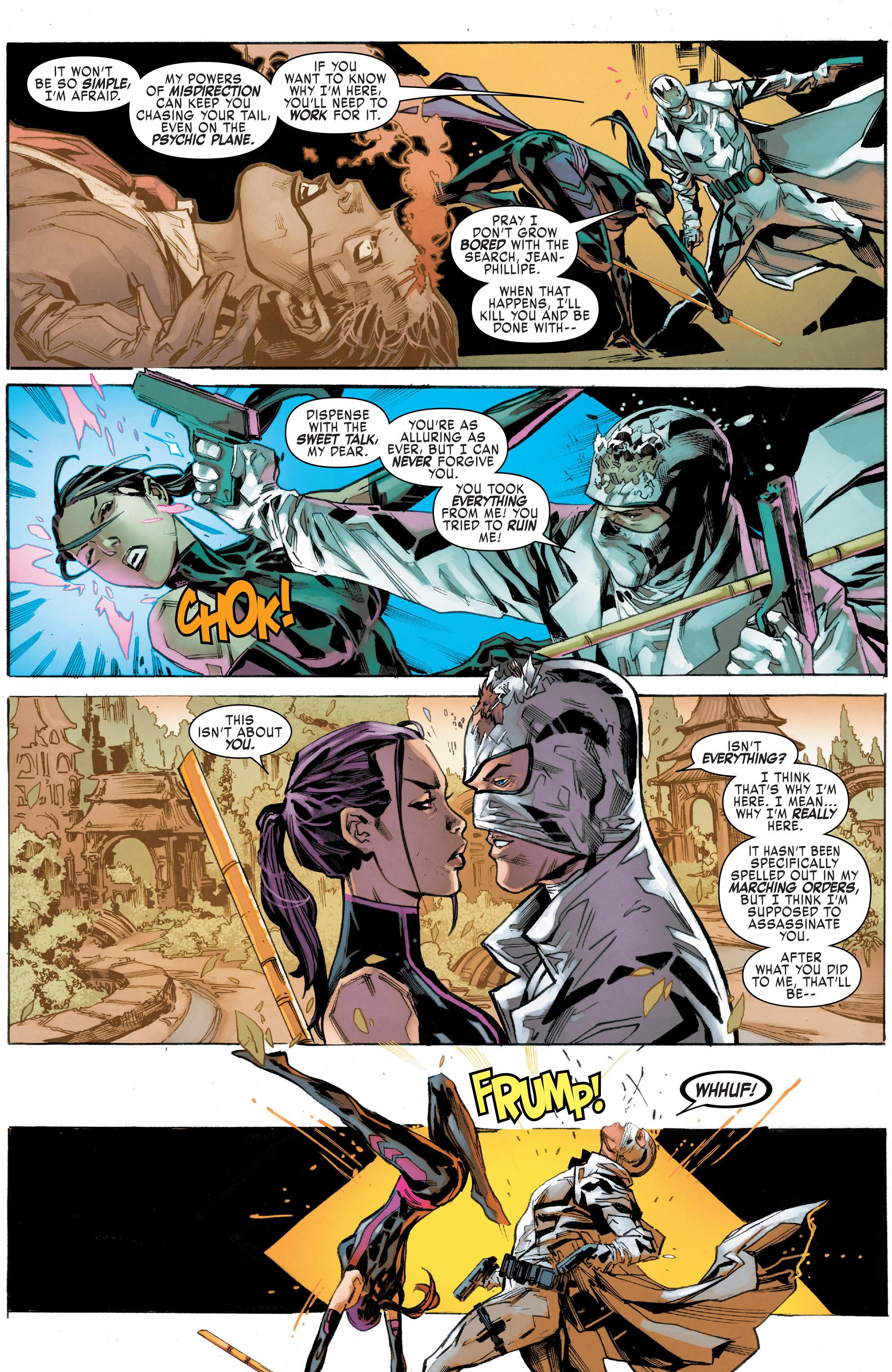 Read online Uncanny X-Men (2016) comic -  Issue #8 - 13