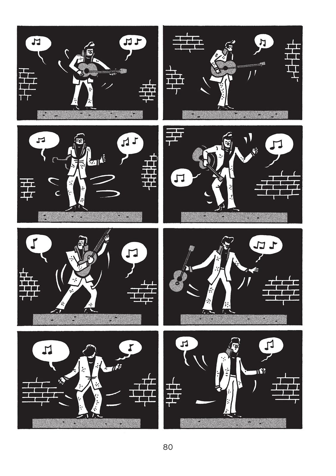 Read online Is This Guy For Real?: The Unbelievable Andy Kaufman comic -  Issue # TPB (Part 1) - 85