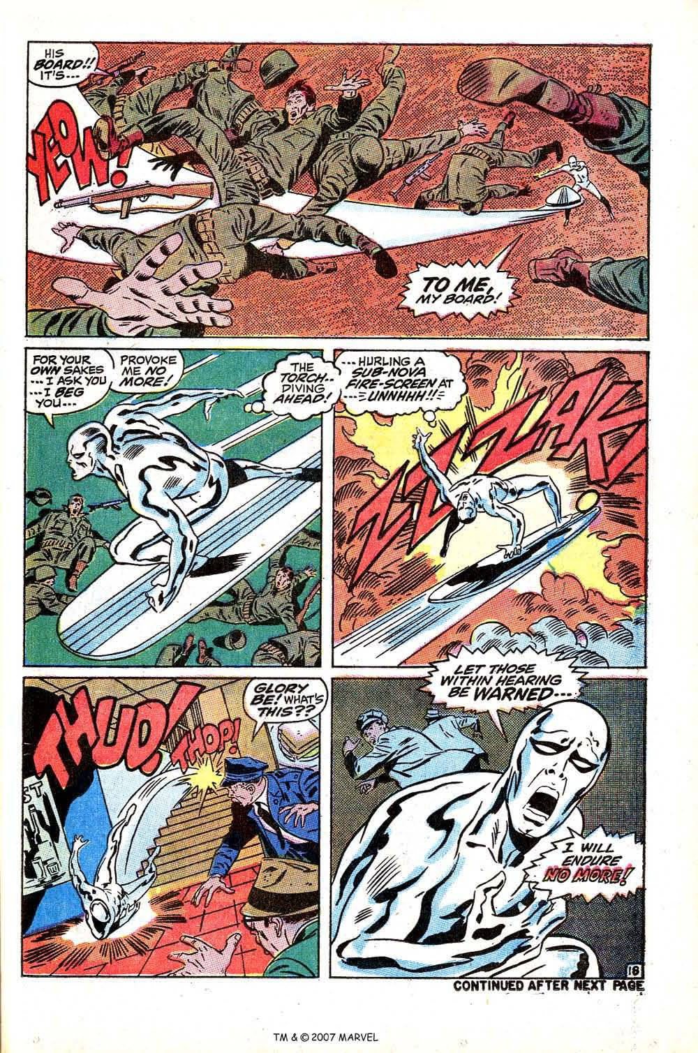 Read online Silver Surfer (1968) comic -  Issue #15 - 25