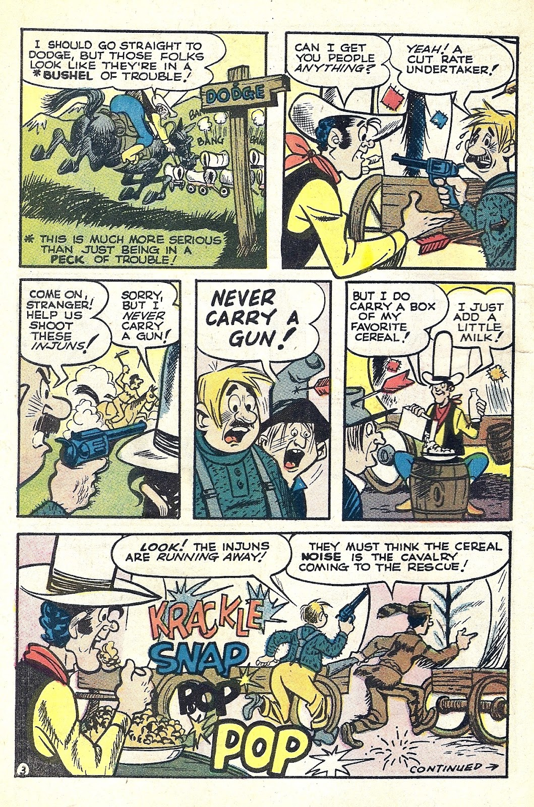 Archie's Madhouse issue Annual 6 - Page 58
