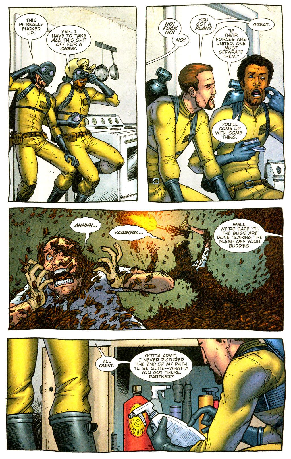 Read online The Exterminators comic -  Issue #5 - 15