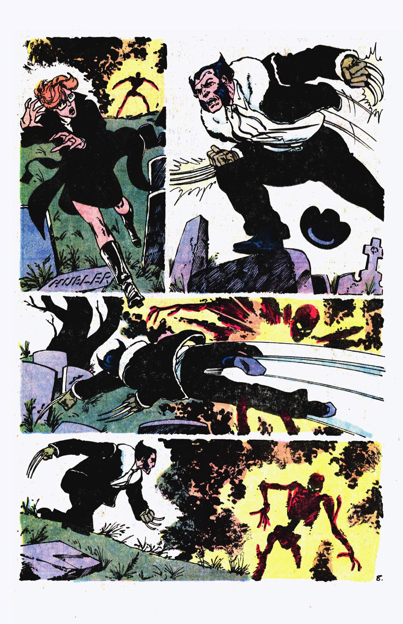 Read online Alpha Flight (1983) comic -  Issue #13 - 9