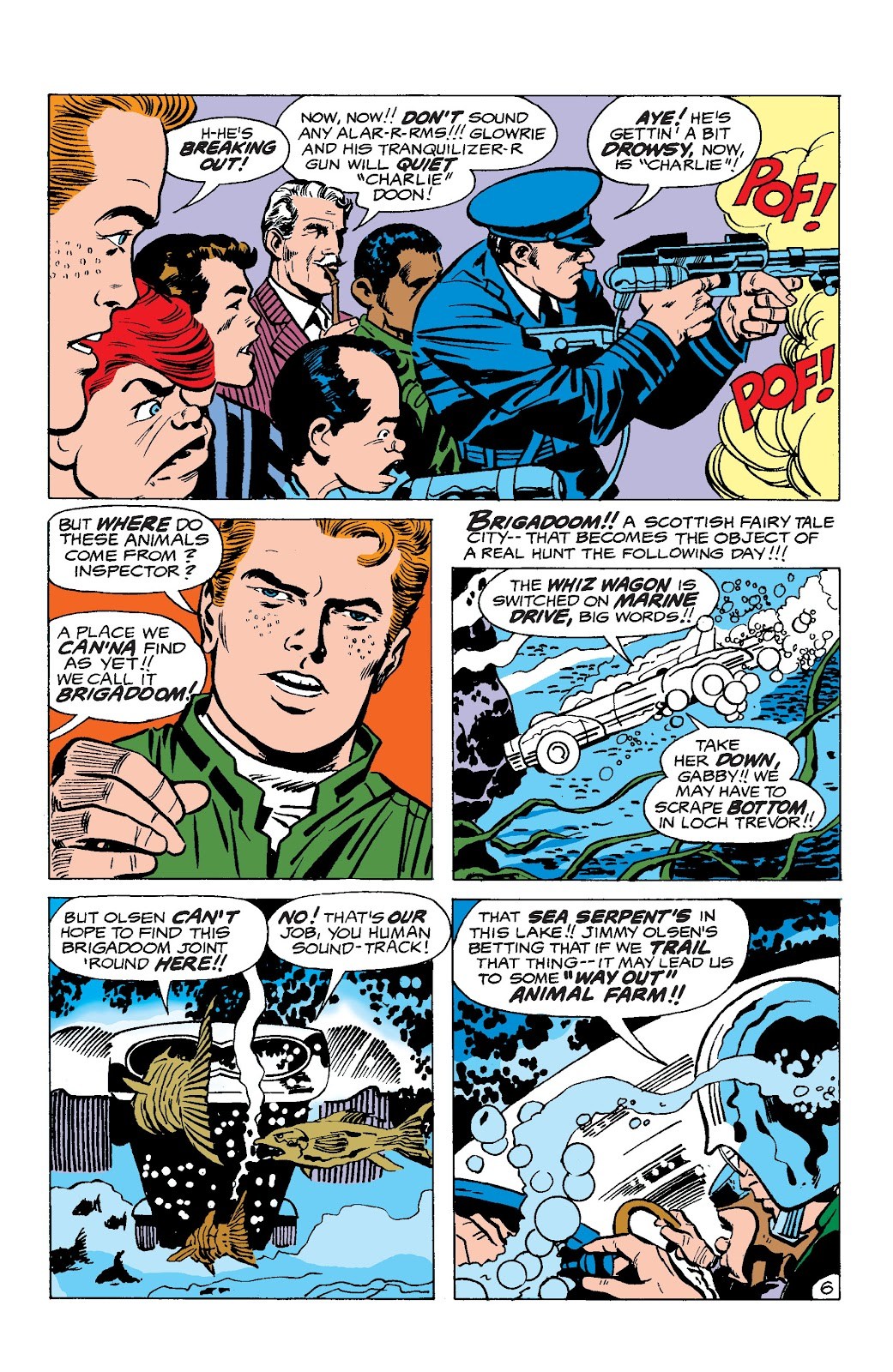 Read online Superman's Pal, Jimmy Olsen by Jack Kirby comic -  Issue # TPB (Part 3) - 68
