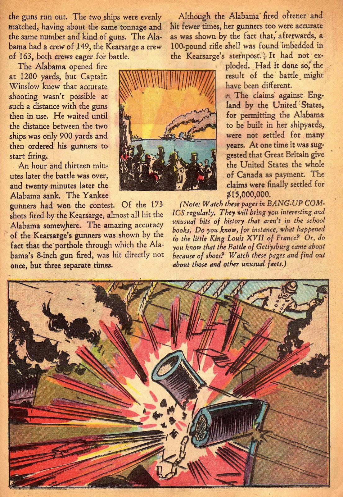 Bang-Up Comics issue 1 - Page 40