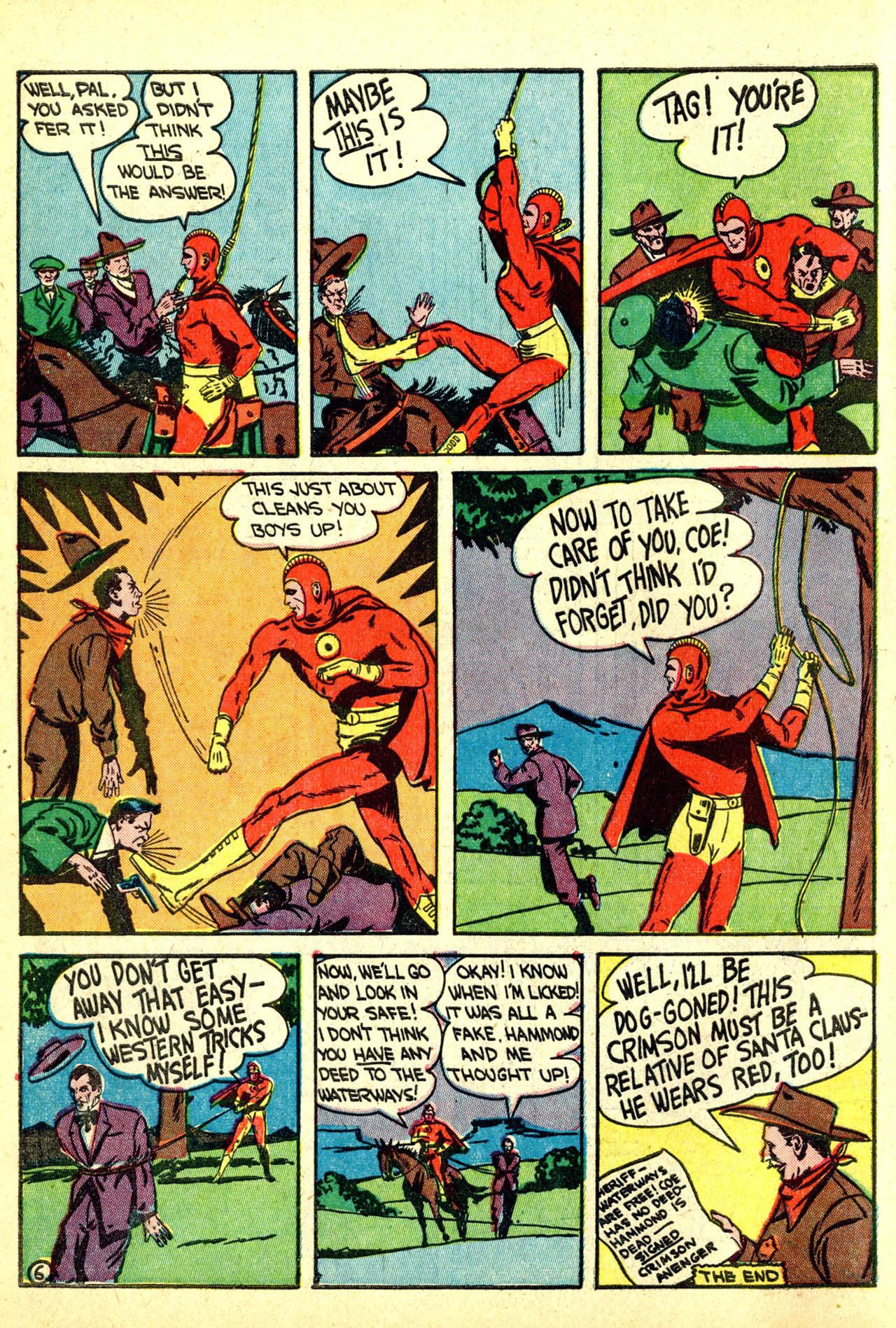 Read online Detective Comics (1937) comic -  Issue #50 - 30