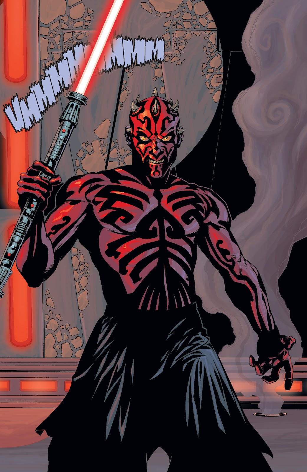 Read online Star Wars Legends: Rise of the Sith - Epic Collection comic -  Issue # TPB 2 (Part 2) - 43