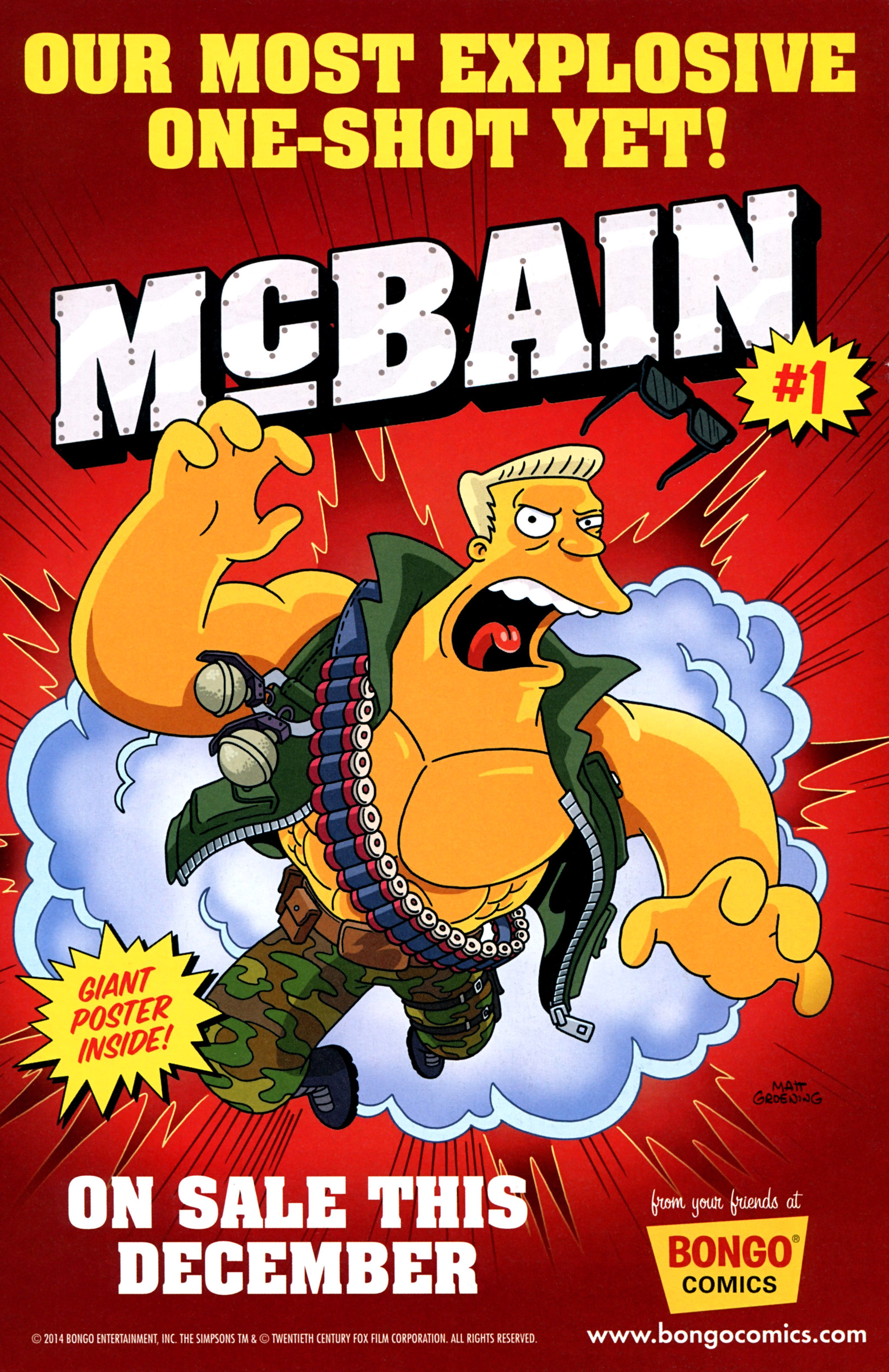Read online Simpsons Comics Presents Bart Simpson comic -  Issue #93 - 32