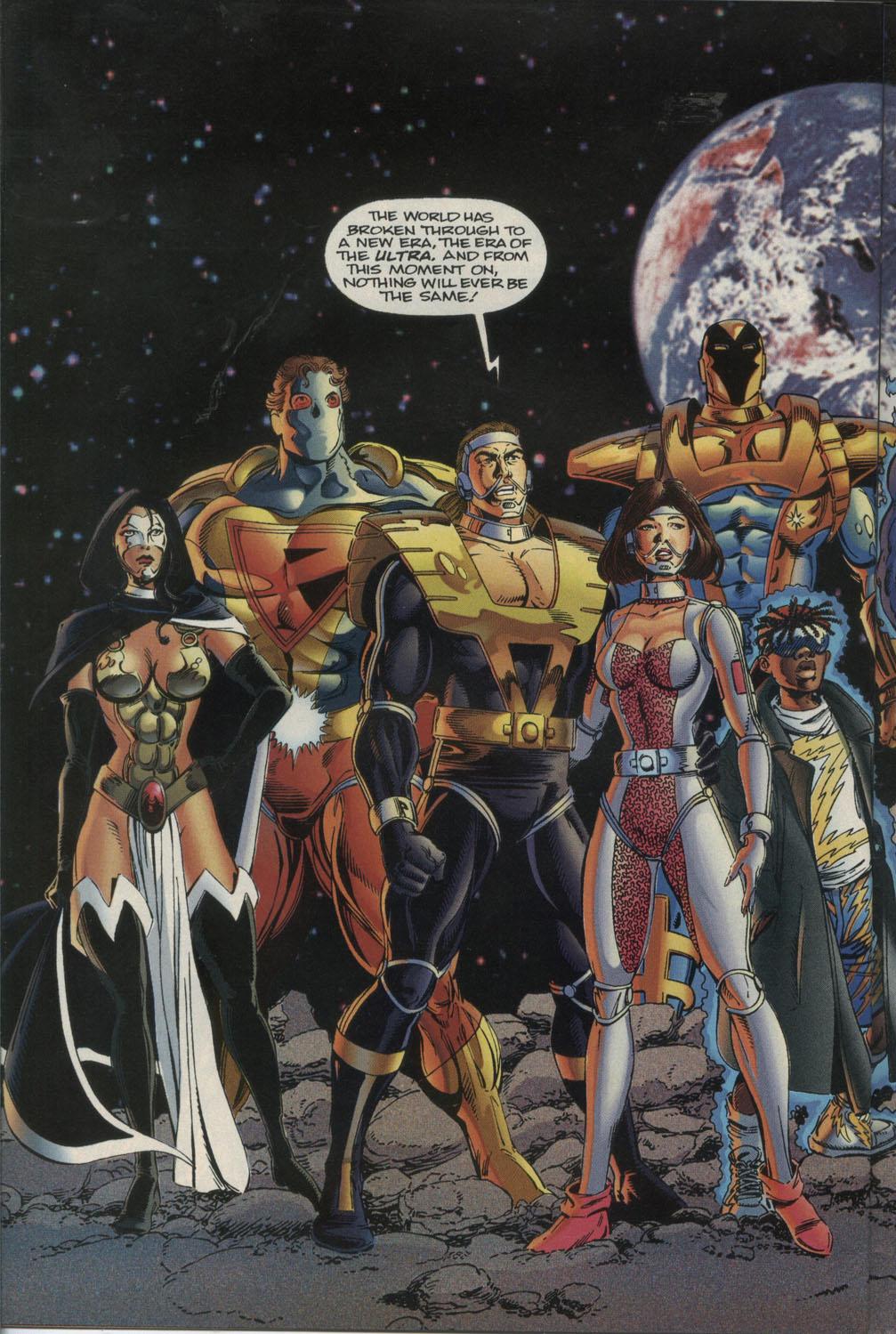 Read online Break-Thru comic -  Issue #2 - 37