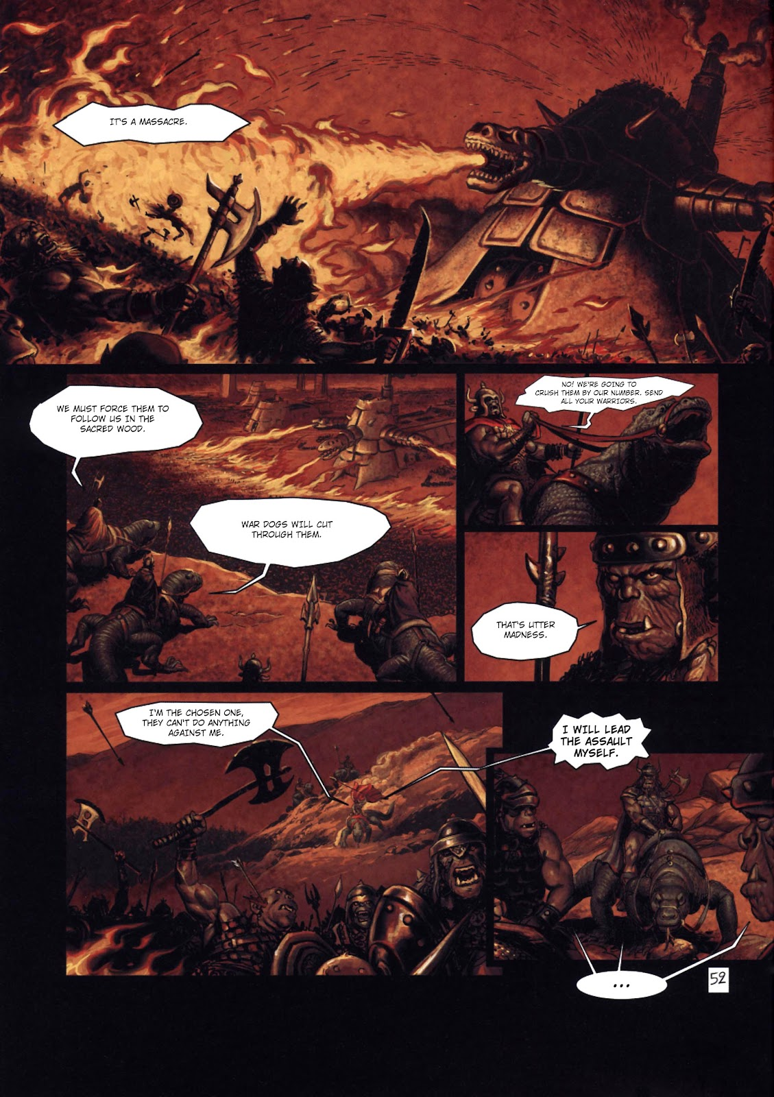 Read online Orks comic -  Issue #2 - 53