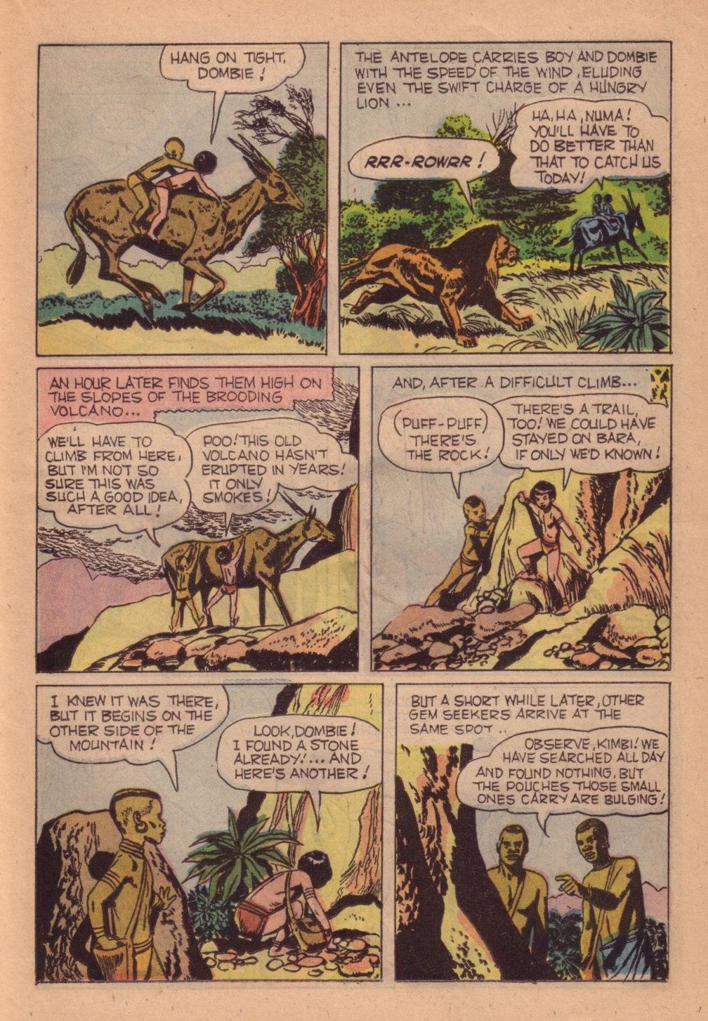 Tarzan (1948) issue 109 - Page 21