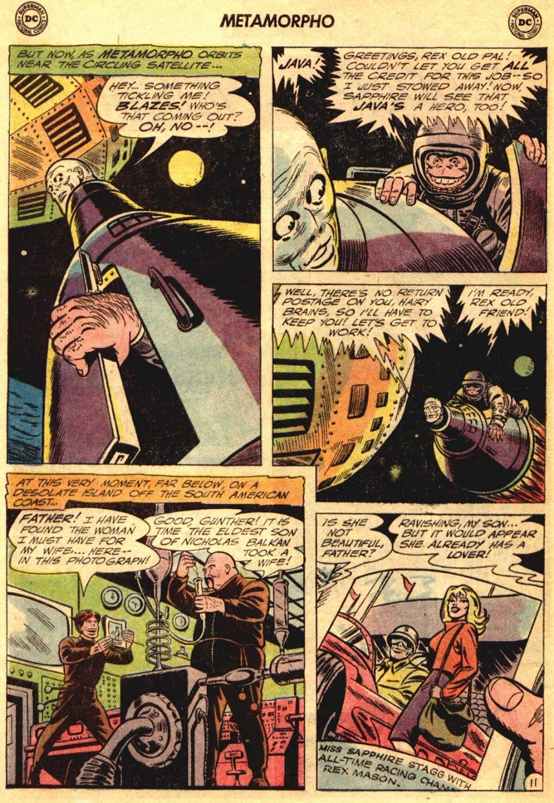 Metamorpho (1965) issue 2 - Page 13