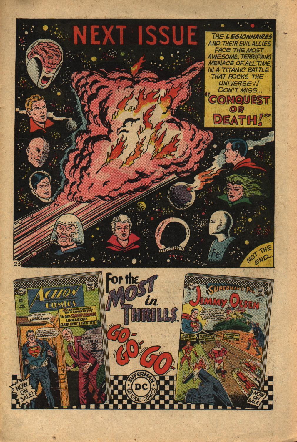 Read online Adventure Comics (1938) comic -  Issue #352 - 31