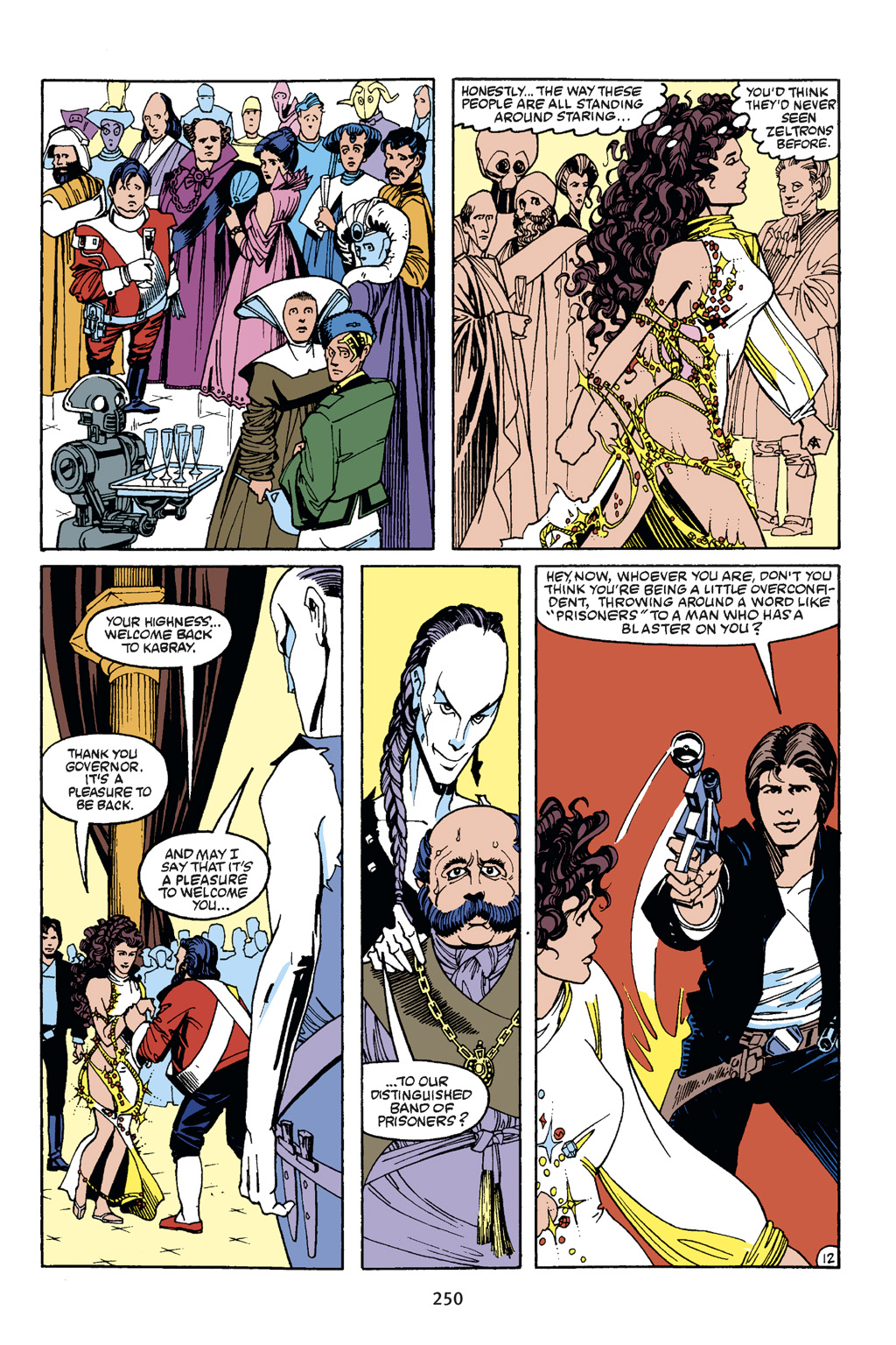 Read online Star Wars Omnibus comic -  Issue # Vol. 21 - 240