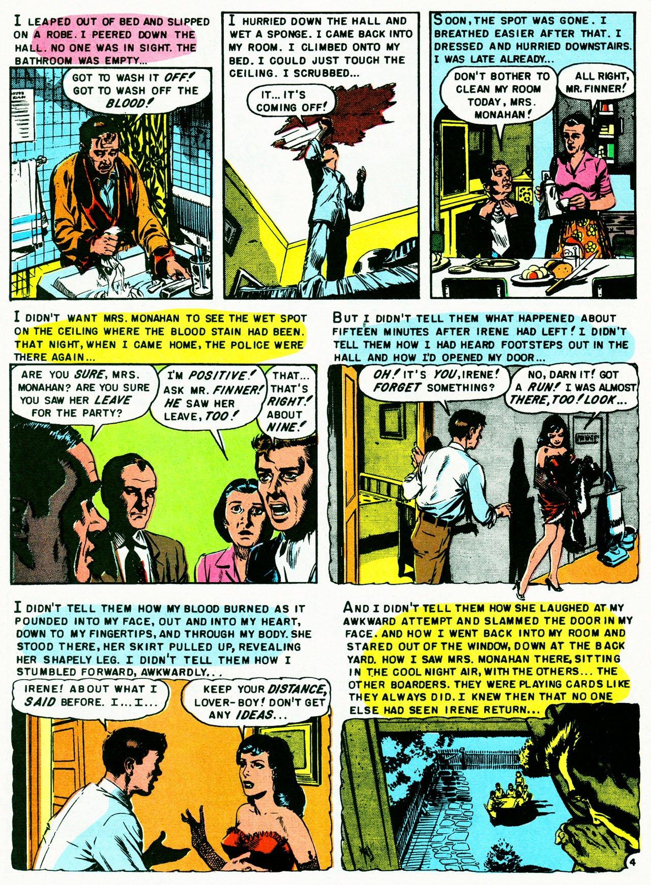 Read online Shock SuspenStories comic -  Issue #8 - 30