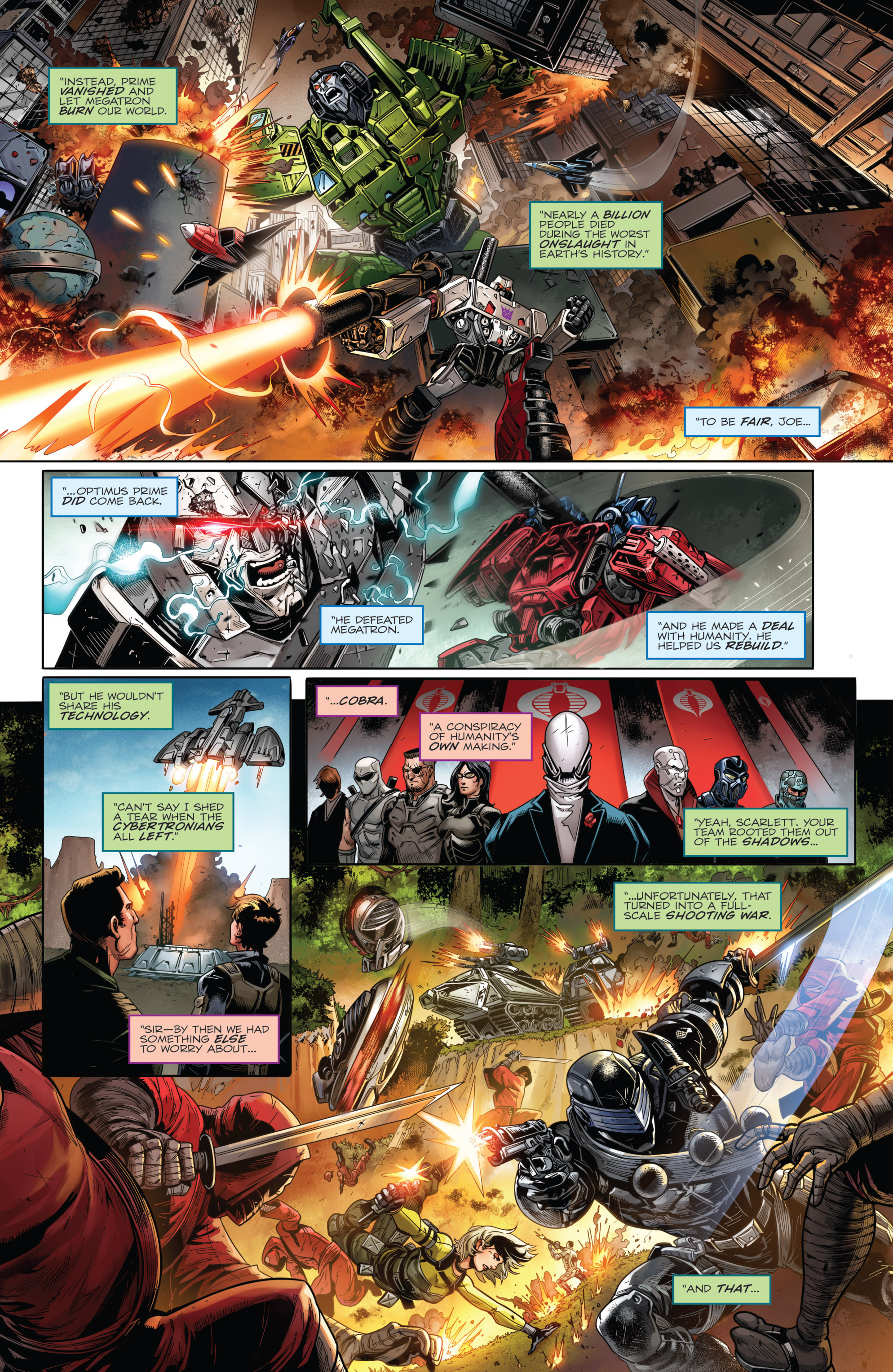 Read online Action Man comic -  Issue #2 - 28