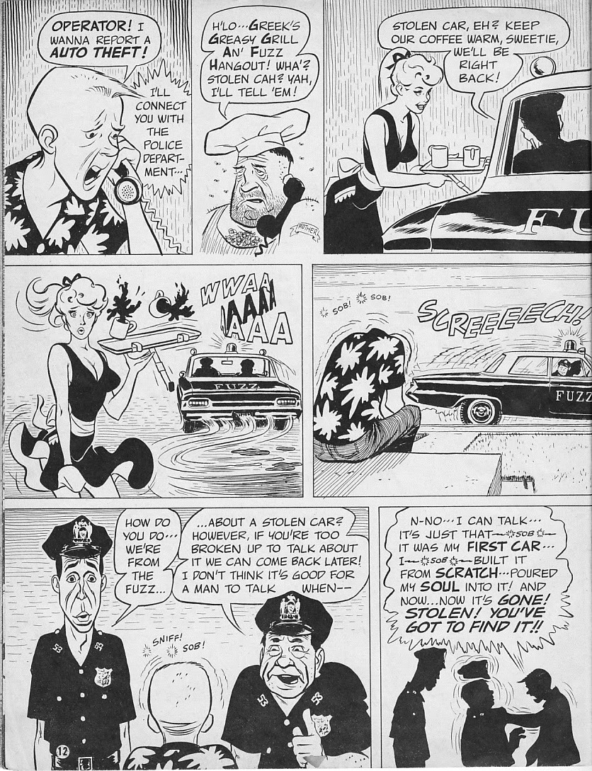 Drag Cartoons issue 1 - Page 14